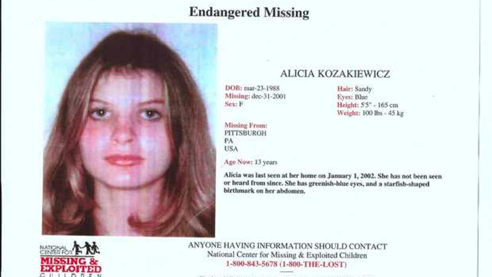 """Courtesy of Alicia """"Kozak"""" Kozakiewicz"""