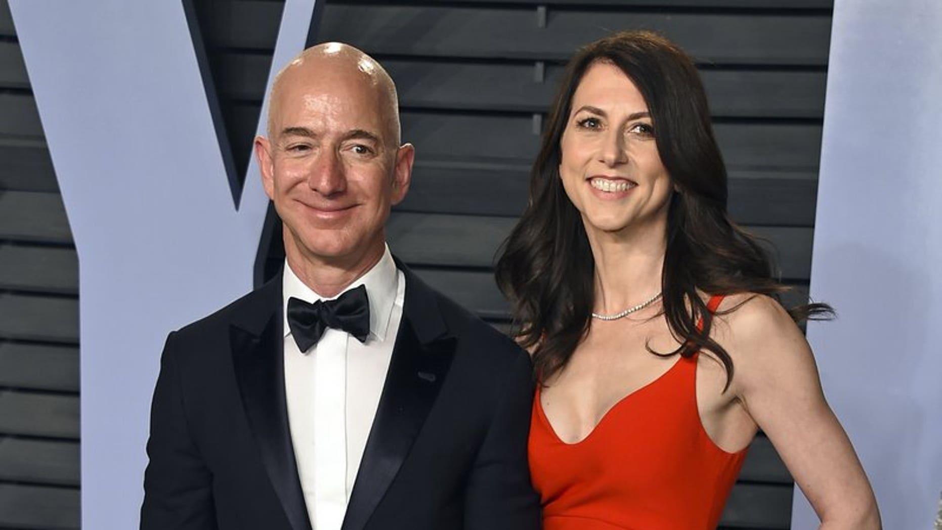 Jeff Bezos, Amazon CEO worth $137 billion, to divorce wife of 25 years