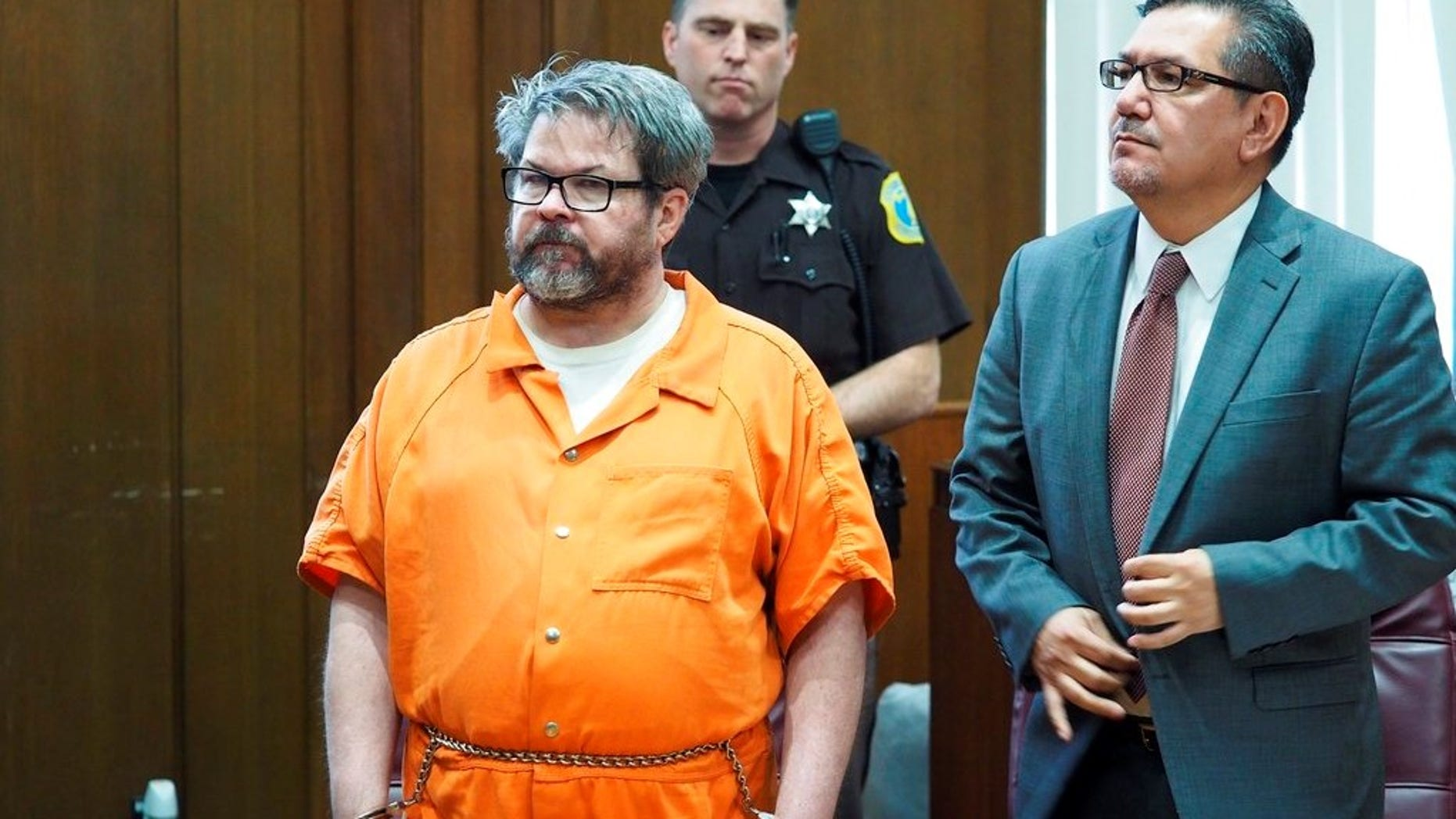 Jason Dalton pleaded guilty to killing six people during a shooting spree in Kalamazoo, Mich. in 2016.