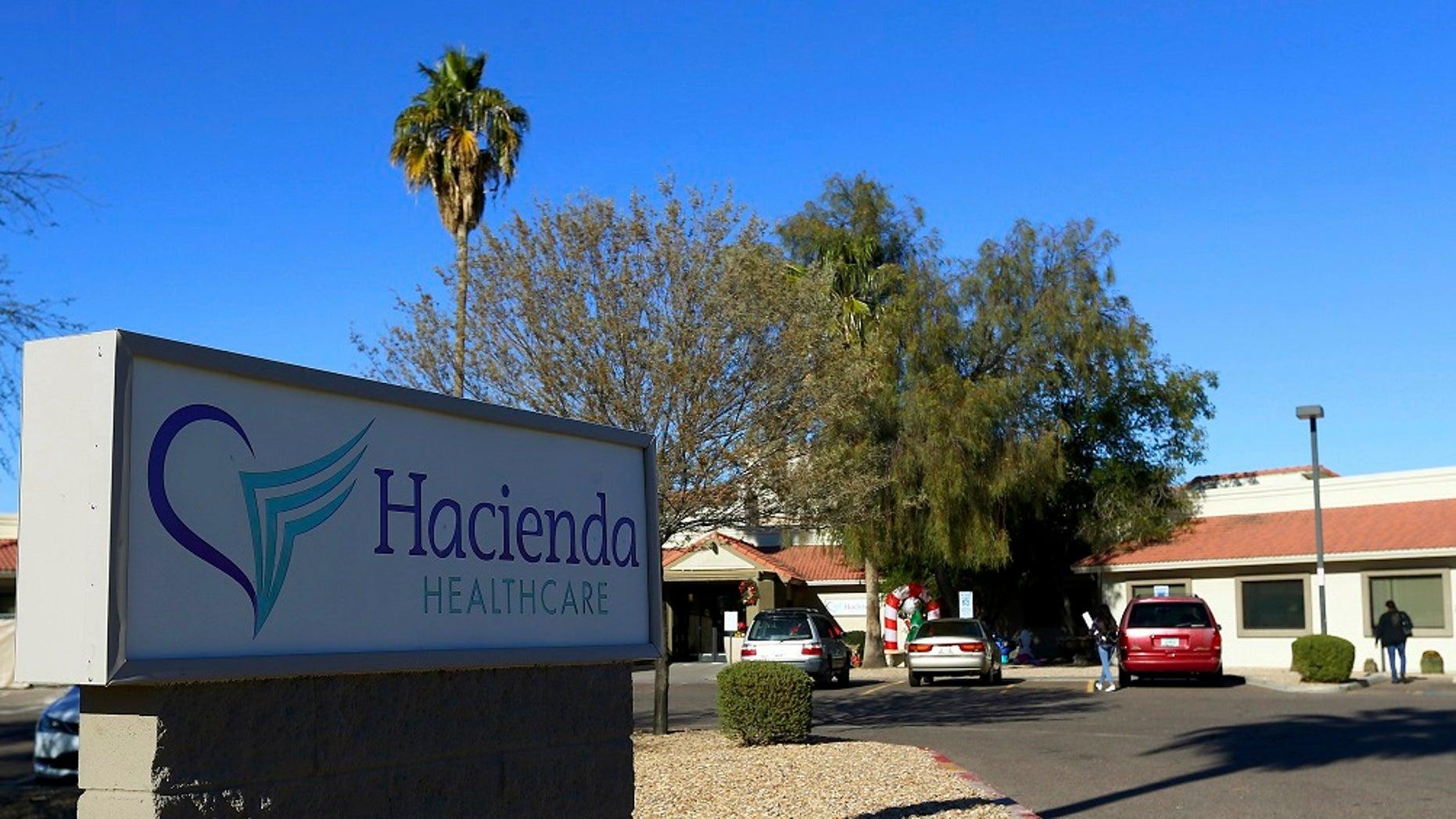 Hacienda Health Care in Phoenix