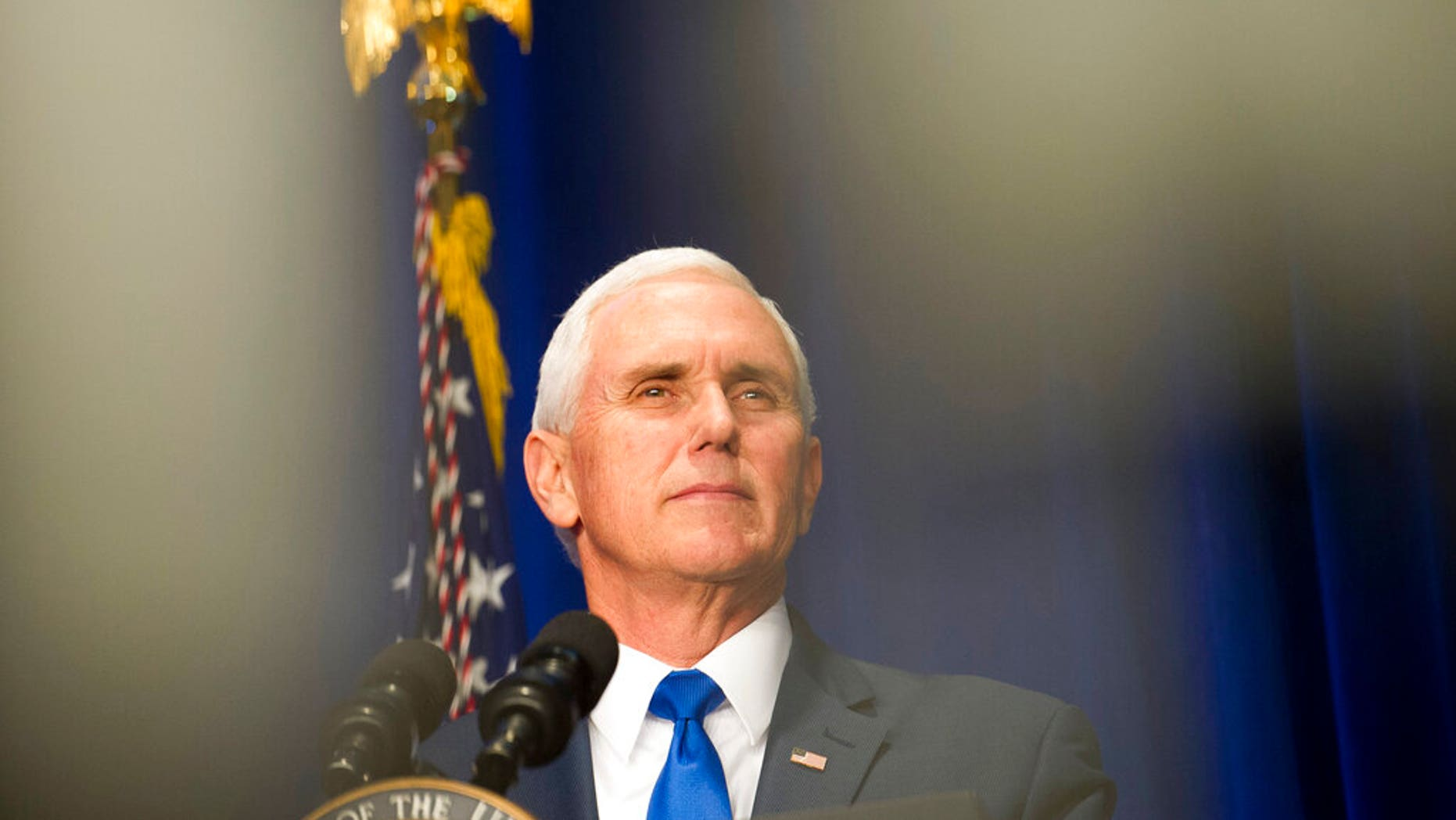 Vice President Mike Pence (AP Photo/Cliff Owen)