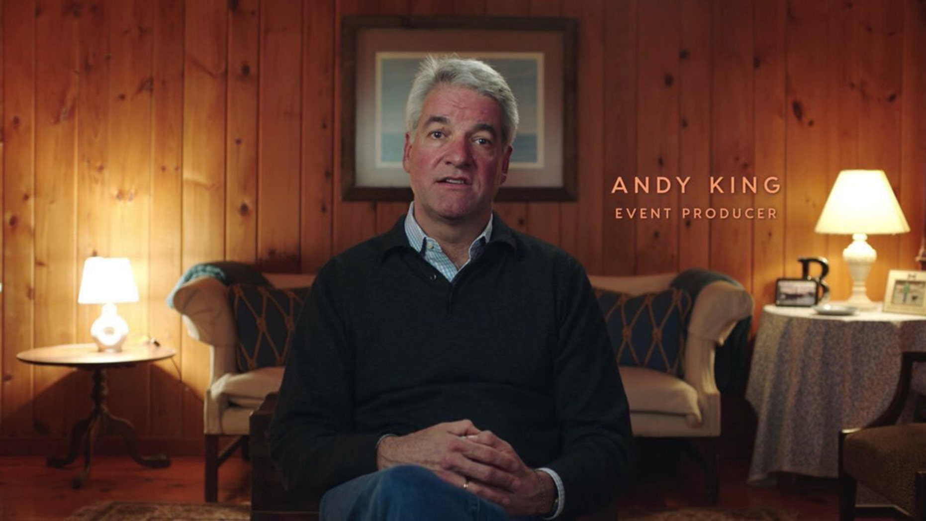 Andy King reacted to his oral sex confession on the Fyre Festival Netflix documentary going viral.