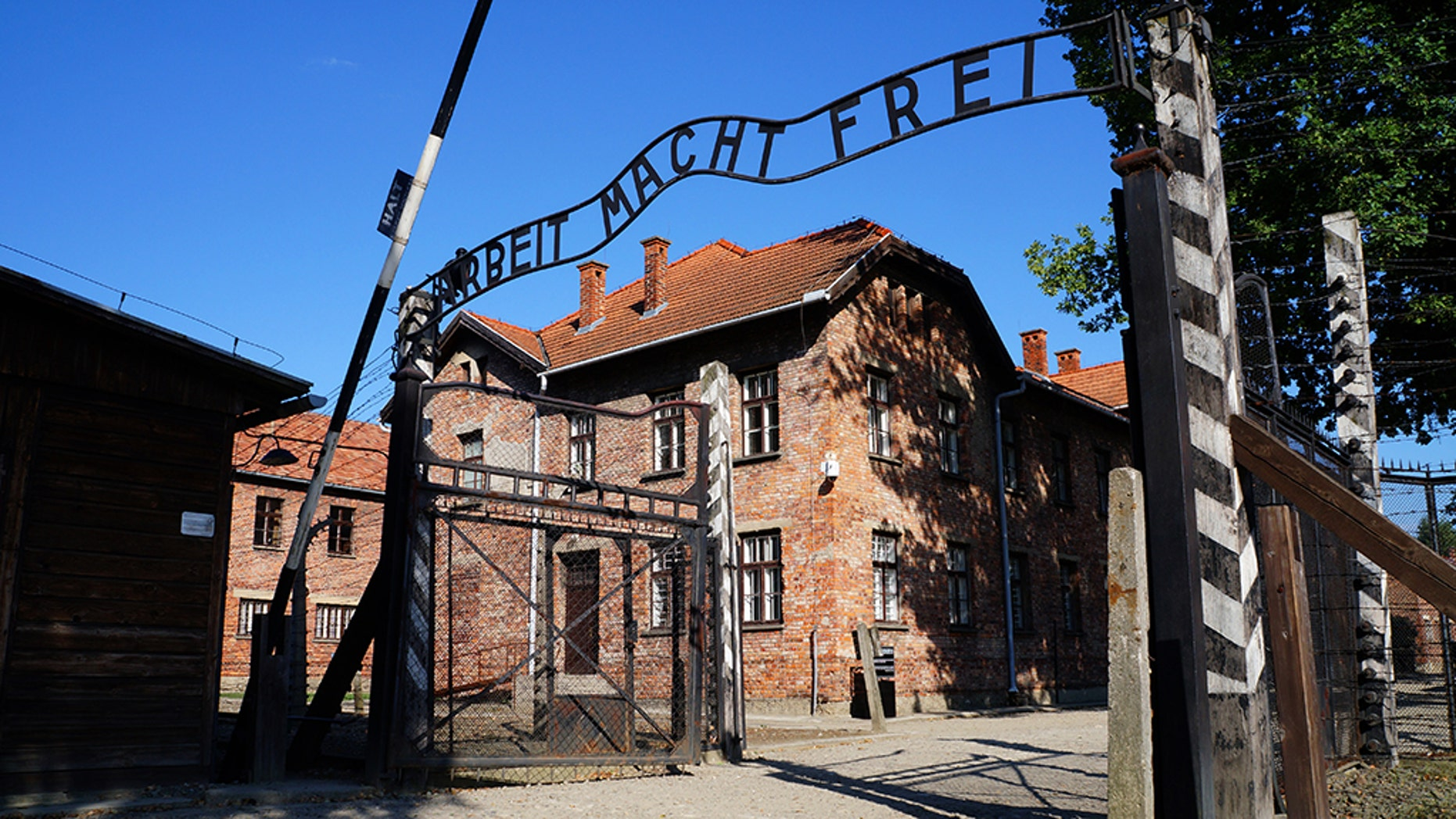 The remains of six Holocaust survivors - five adults and one child - found at Auschwitz Birkenau Concentration Camp, a former Nazi extermination camp in Oswiecim, Poland, will be interred at a Jewish cemetery in England.