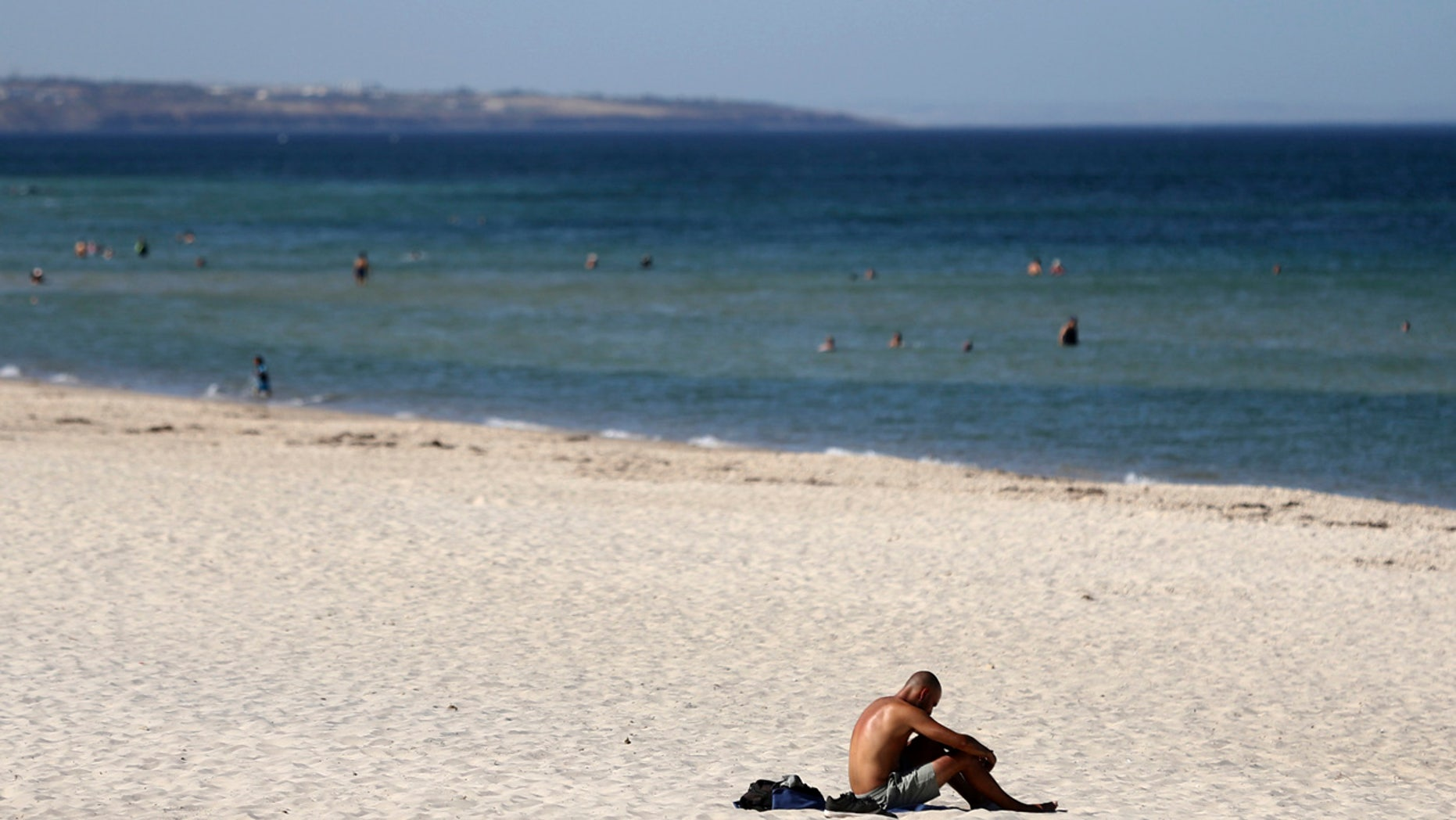 Adelaide sweltered through the highest temperature ever recorded by a major Australian city on Thursday, peaking at a searing 115.9 degrees Fahrenheit as the drought-parched nation heads toward potentially the hottest January on record.