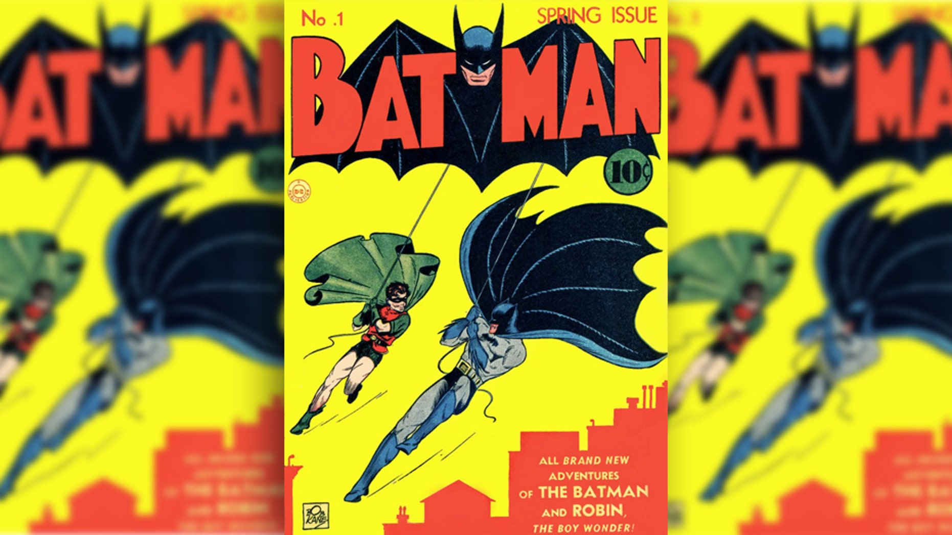 fa99fc763629 Florida man arrested after he allegedly tried to sell Batman comics ...