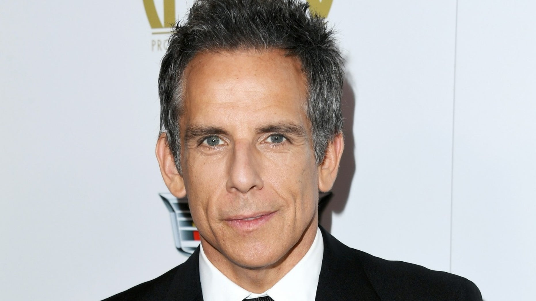 Ben Stiller joined New York Gov. Andrew Cuomo on Thursday, Jan. 24, 2019.