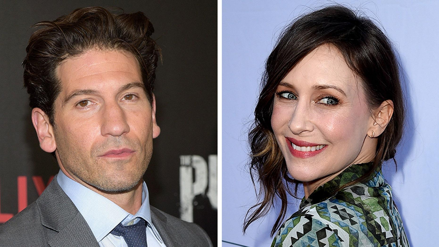 """Walking Dead"" veteran Jon Bernthal and ""Bates Hotel"" star Vera Farmigahave reportedly been cast in the new ""Sopranos"" prequel."