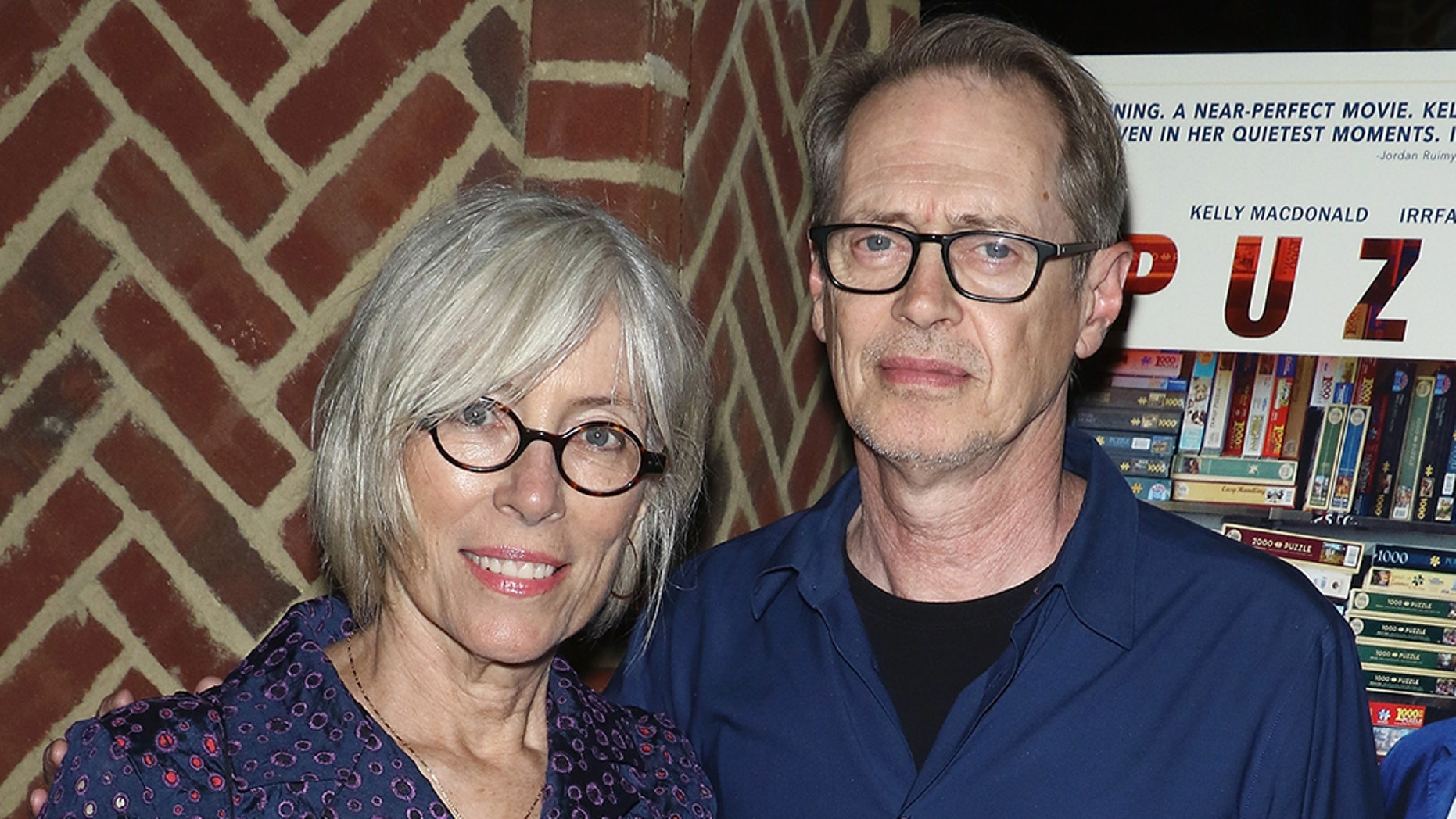 Emmy Award-winning actor Steve Buscemi's wife Jo Andres has died. She was 65.