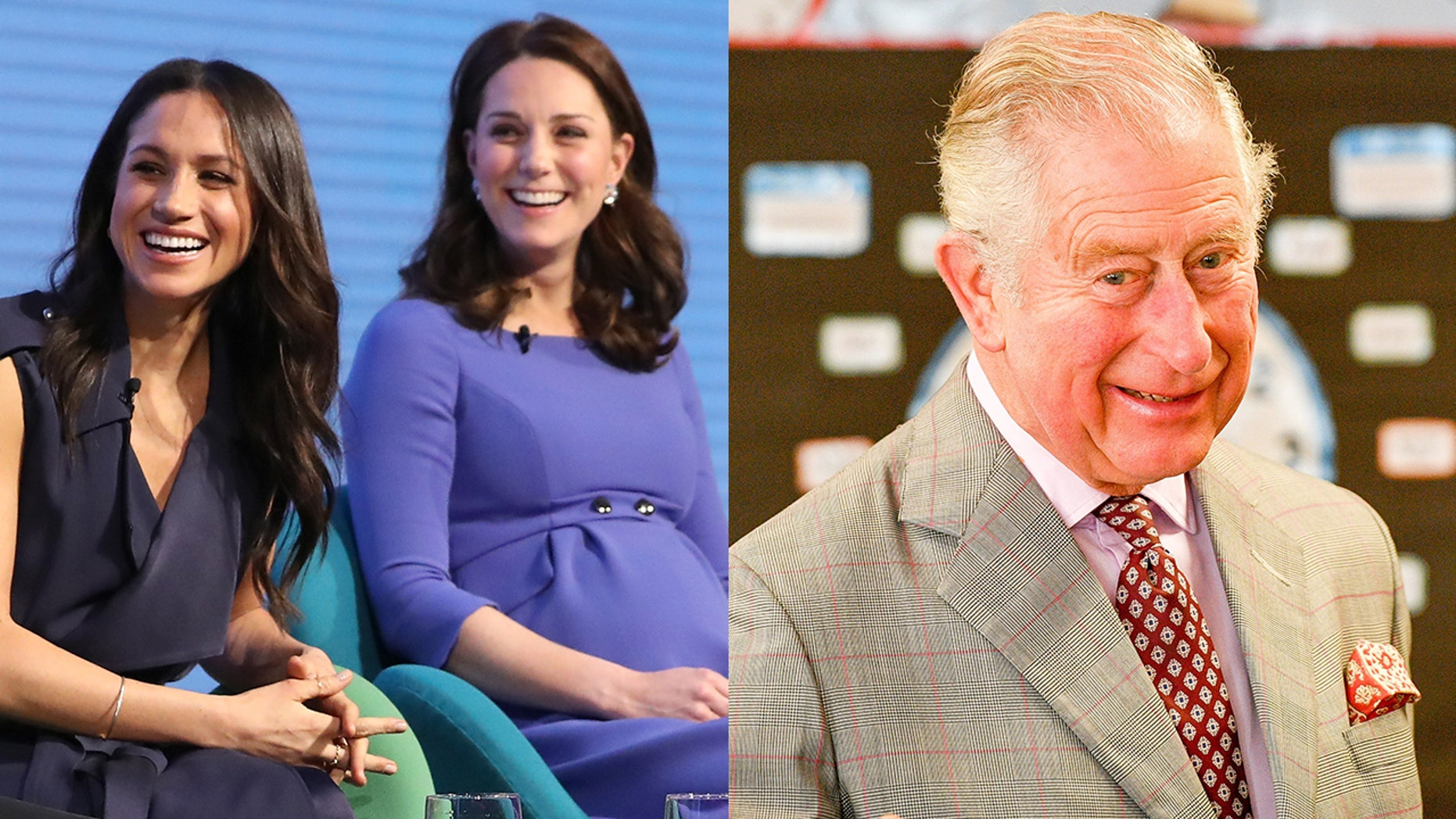 Prince Charles reportedly put his foot down to end the feud between Meghan Markle and Kate Middleton.