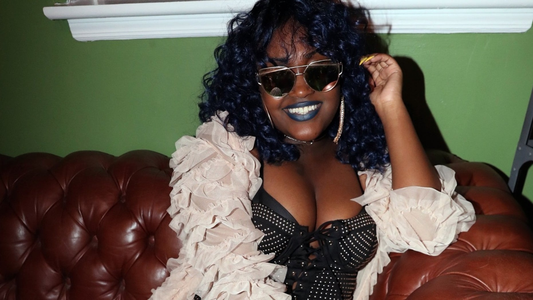 Rapper CupcakKe was reportedly taken to the hospital after she posted a cryptic tweet stating she was going to take her own life.