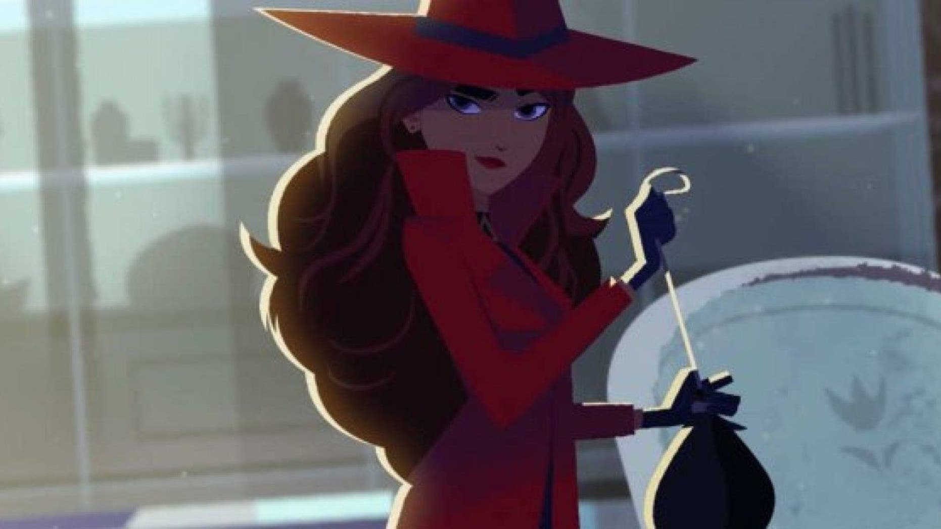 Carmen Sandiego Trailer Brings the Iconic Woman in Red to Netflix