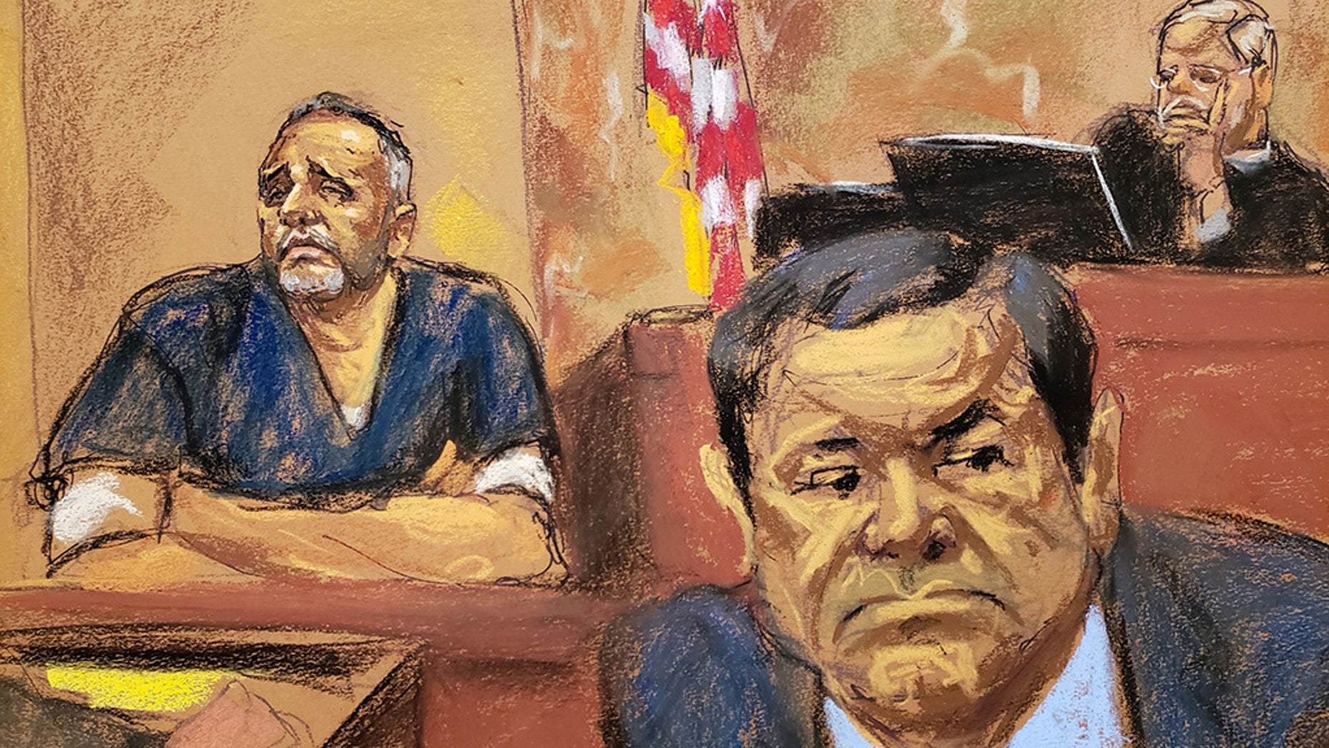 Ex-Mexican leader was 'bribed' by drug lord Guzman: Trial witness