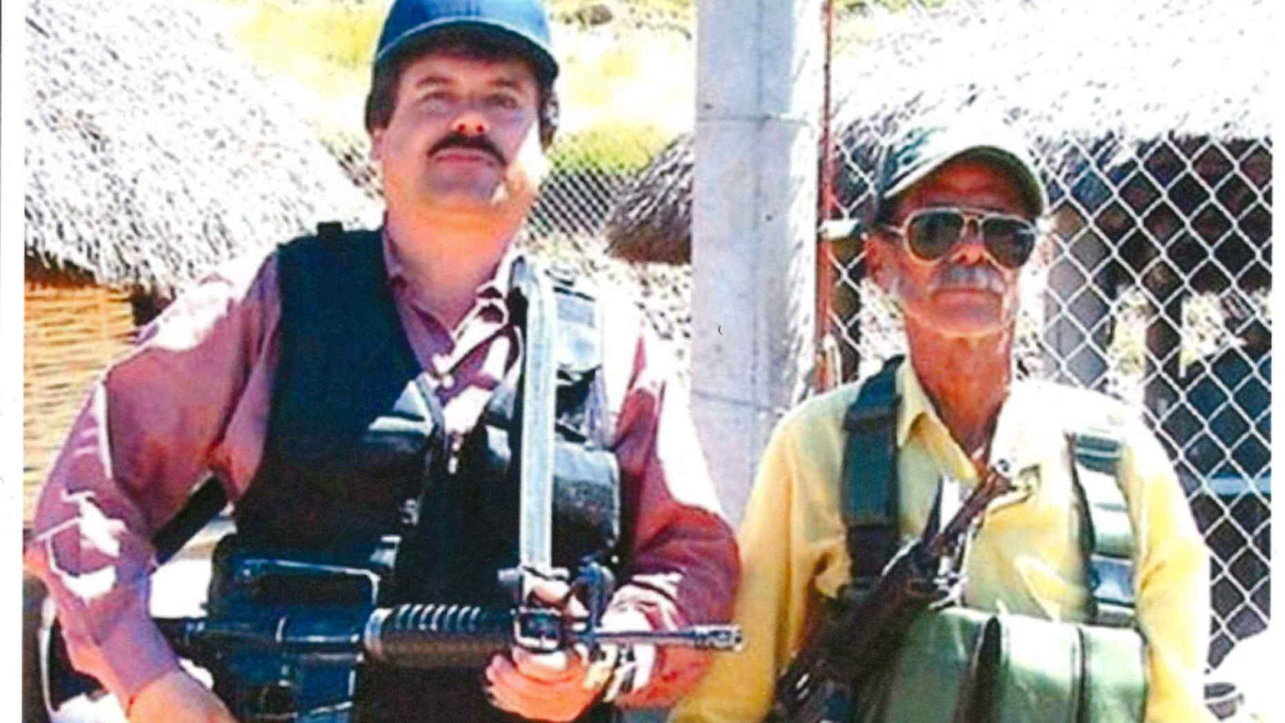 "Funny: Audio of 'El Chapo' telling underlings how to deal with poLICE: ""Don't beat them anymore"" ElChapomachinegun"