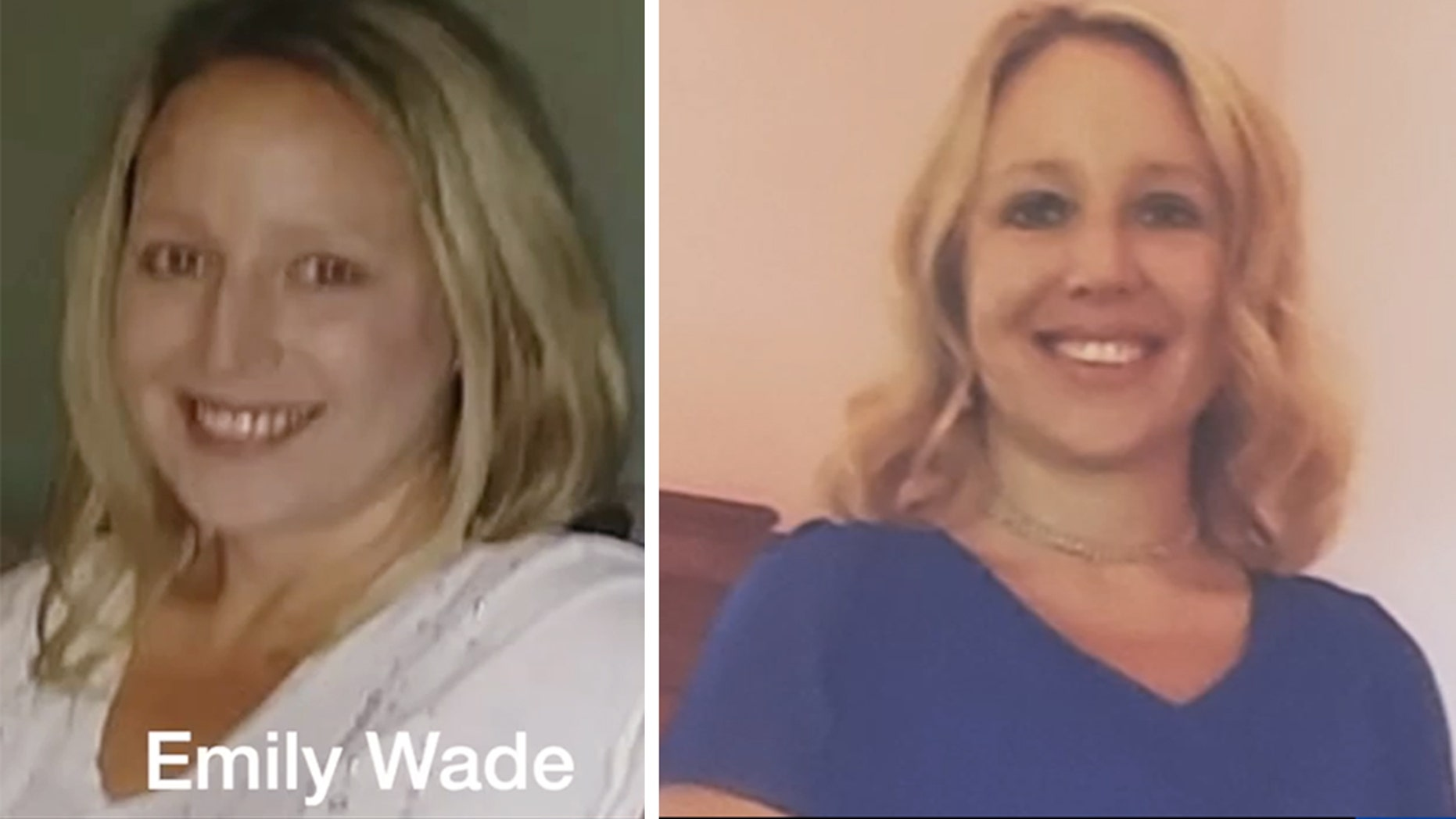 Emily Wade, 38, disappeared on Jan. 5 after watching a movie at her co-worker's home in Ennis, Texas, police said.