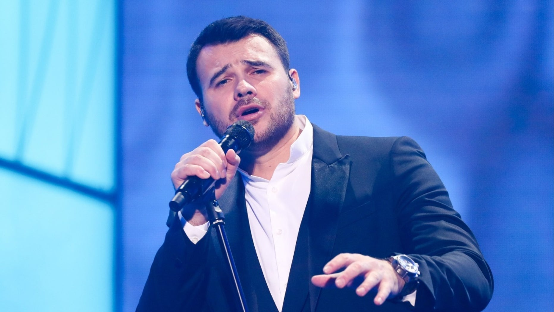 Emin Agalarov said he canceled his North American tour.