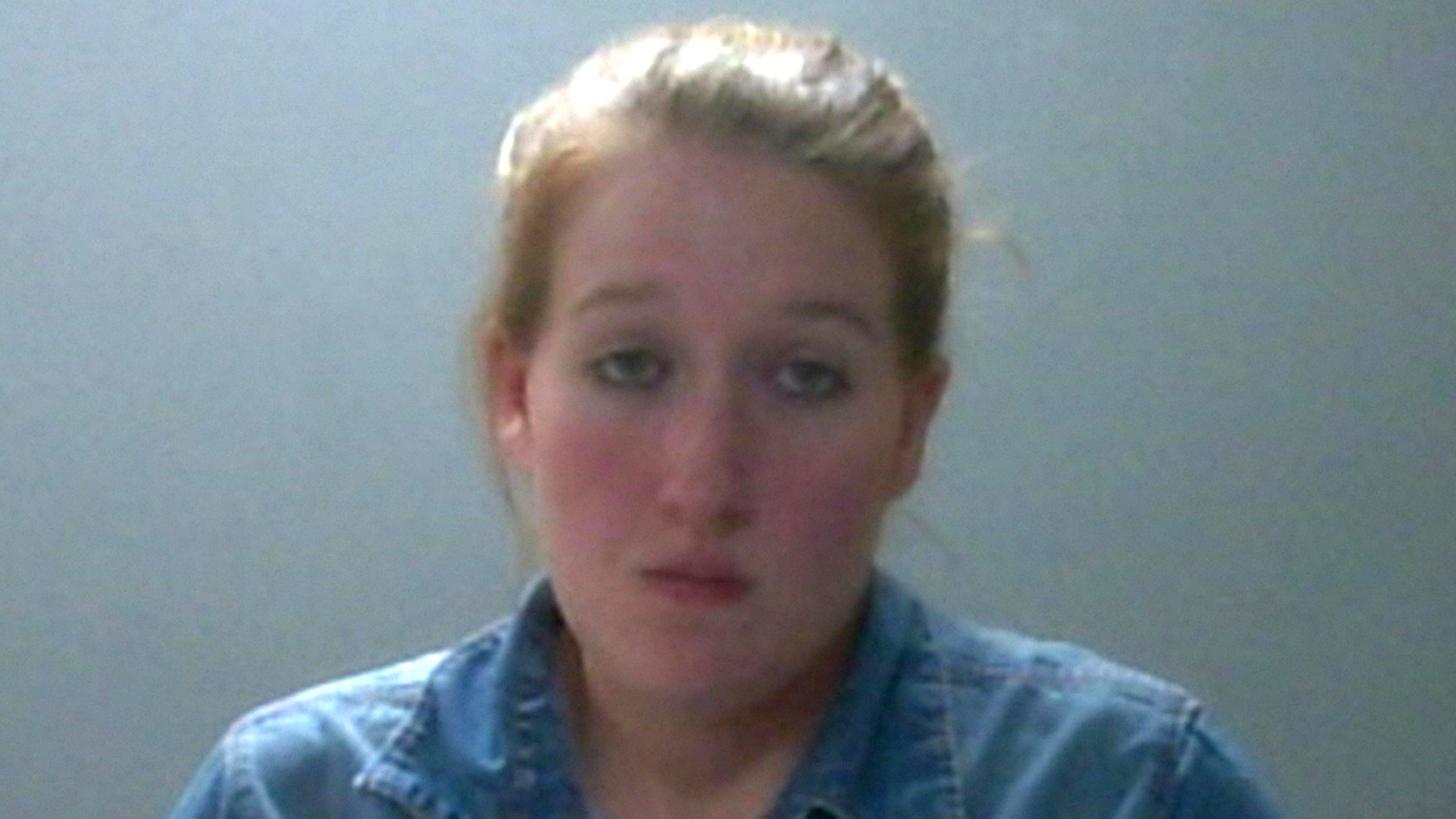 Fallon Blackwood is accused of selling rescue horses to slaughterhouses.