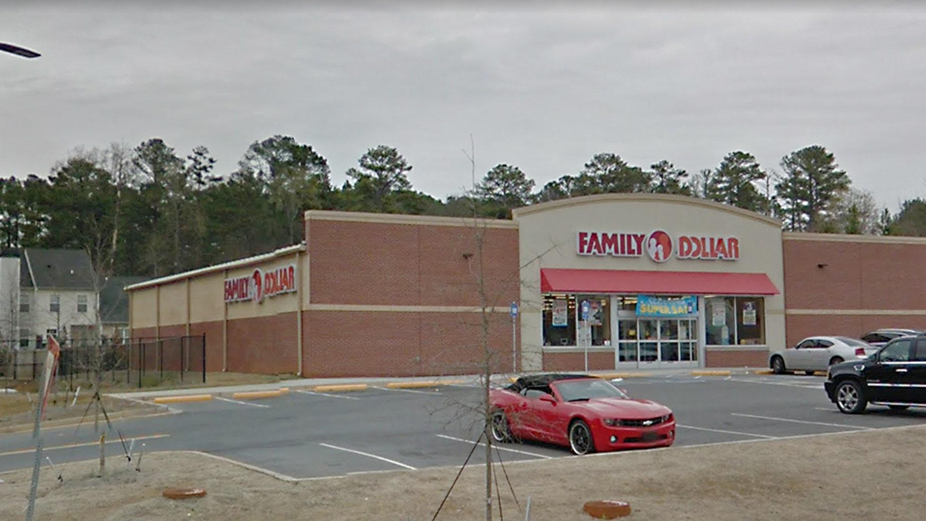 Georgia man shoots, kills armed robber at Family Dollar | Fox News