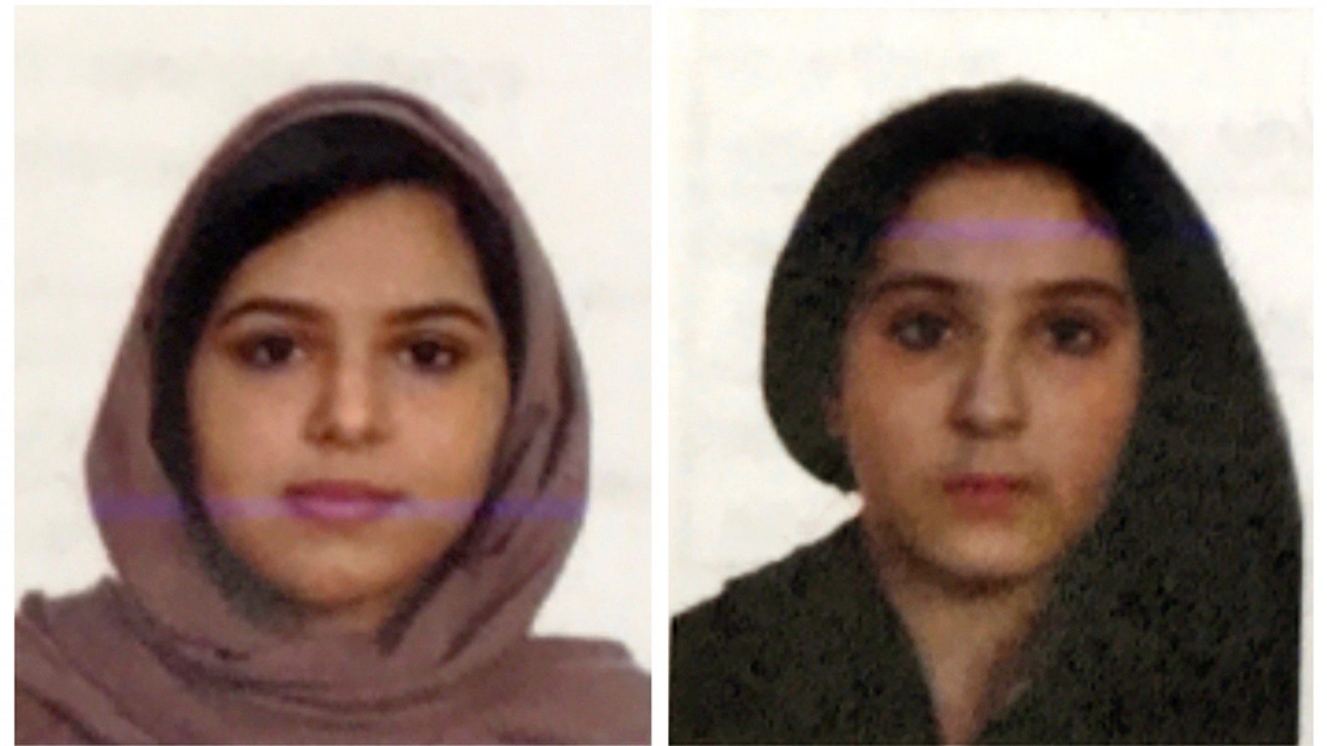 Saudi sisters found dead on New York river bank
