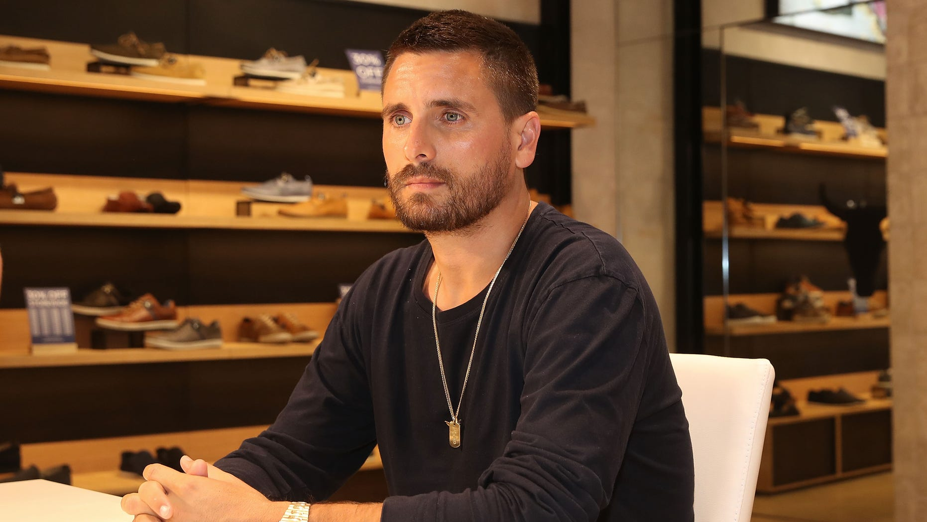 'Keeping Up With The Kardashians' star Scott Disick is in hot water after a social media post that users deemed racist.