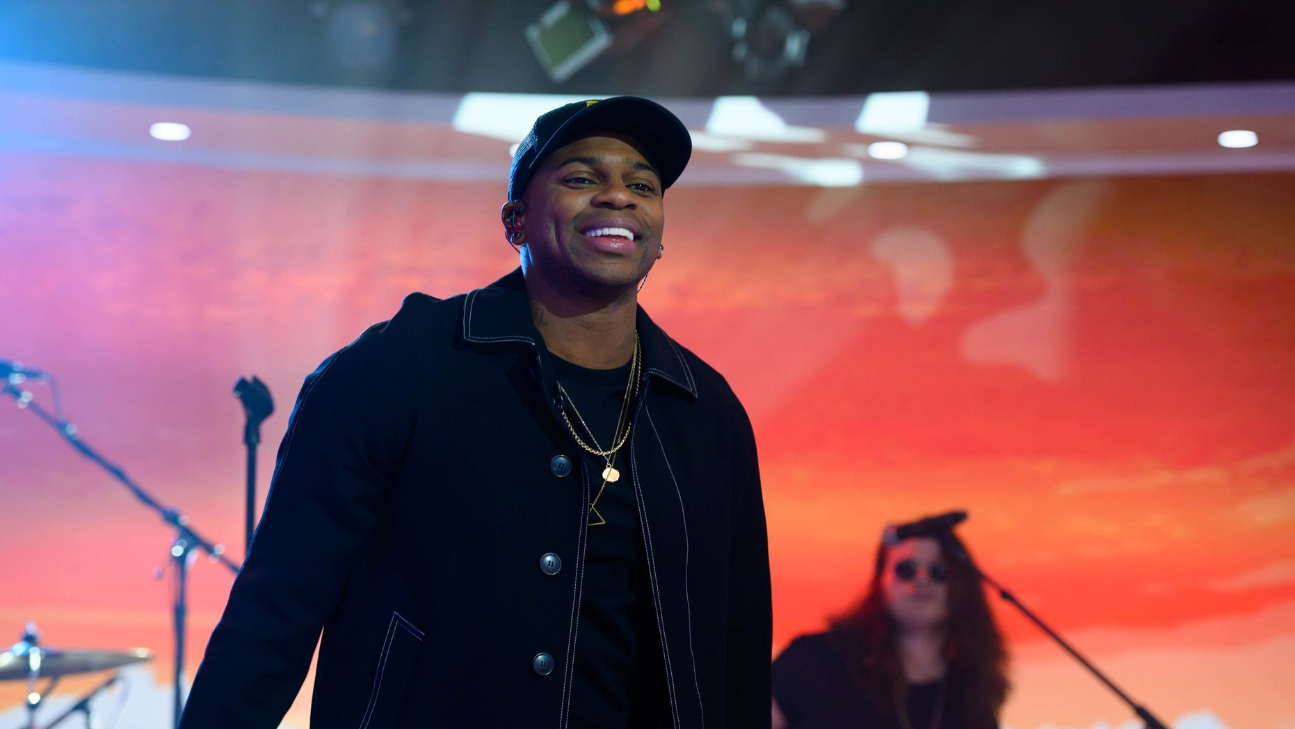 Country music star Jimmie Allen kicked an unruly fan out of a recent concert.
