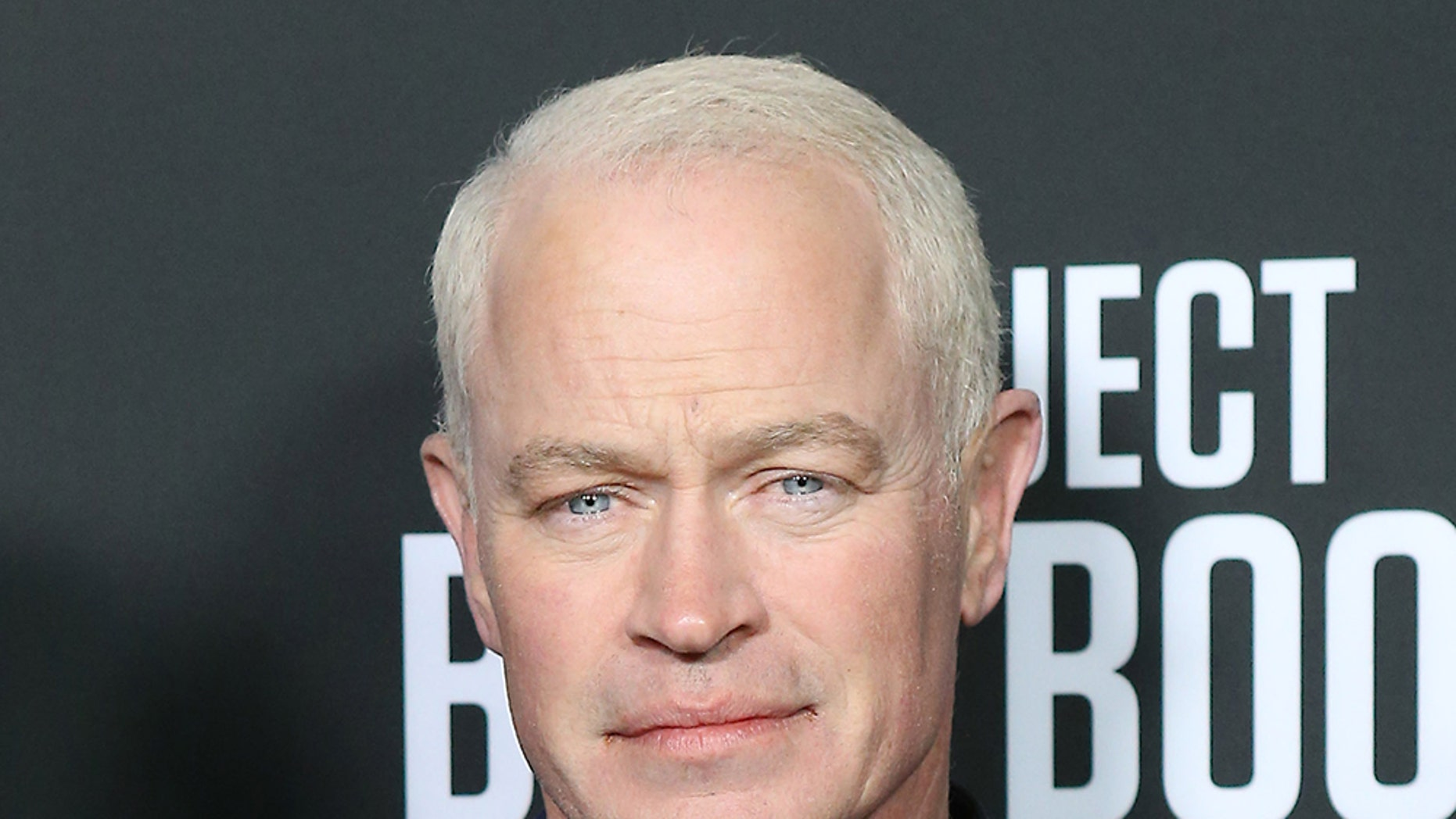 Neal McDonough attends the Los Angeles premiere for History Channel's