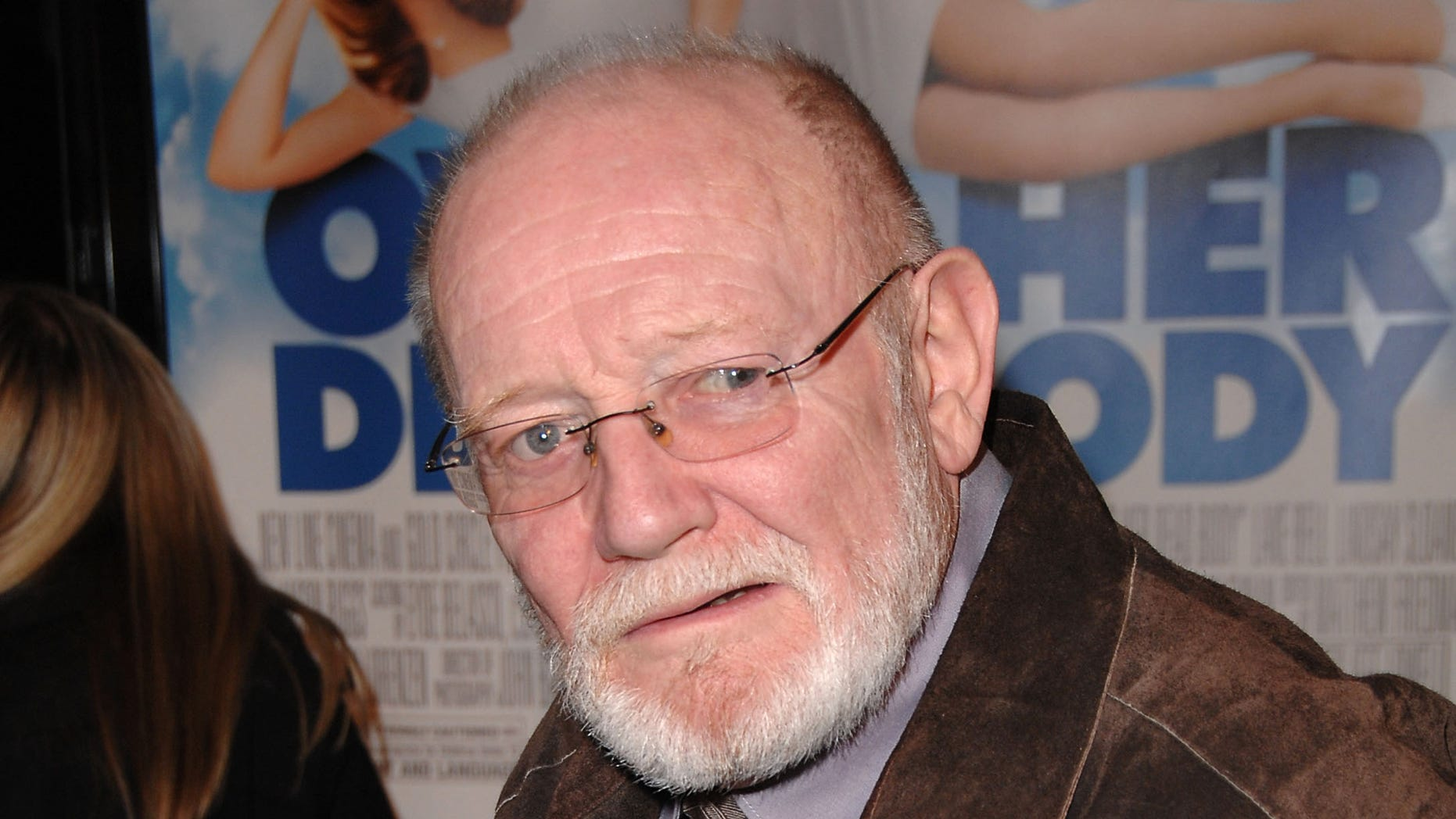 Actor William Morgan Sheppard died this week, according to his son Mark.