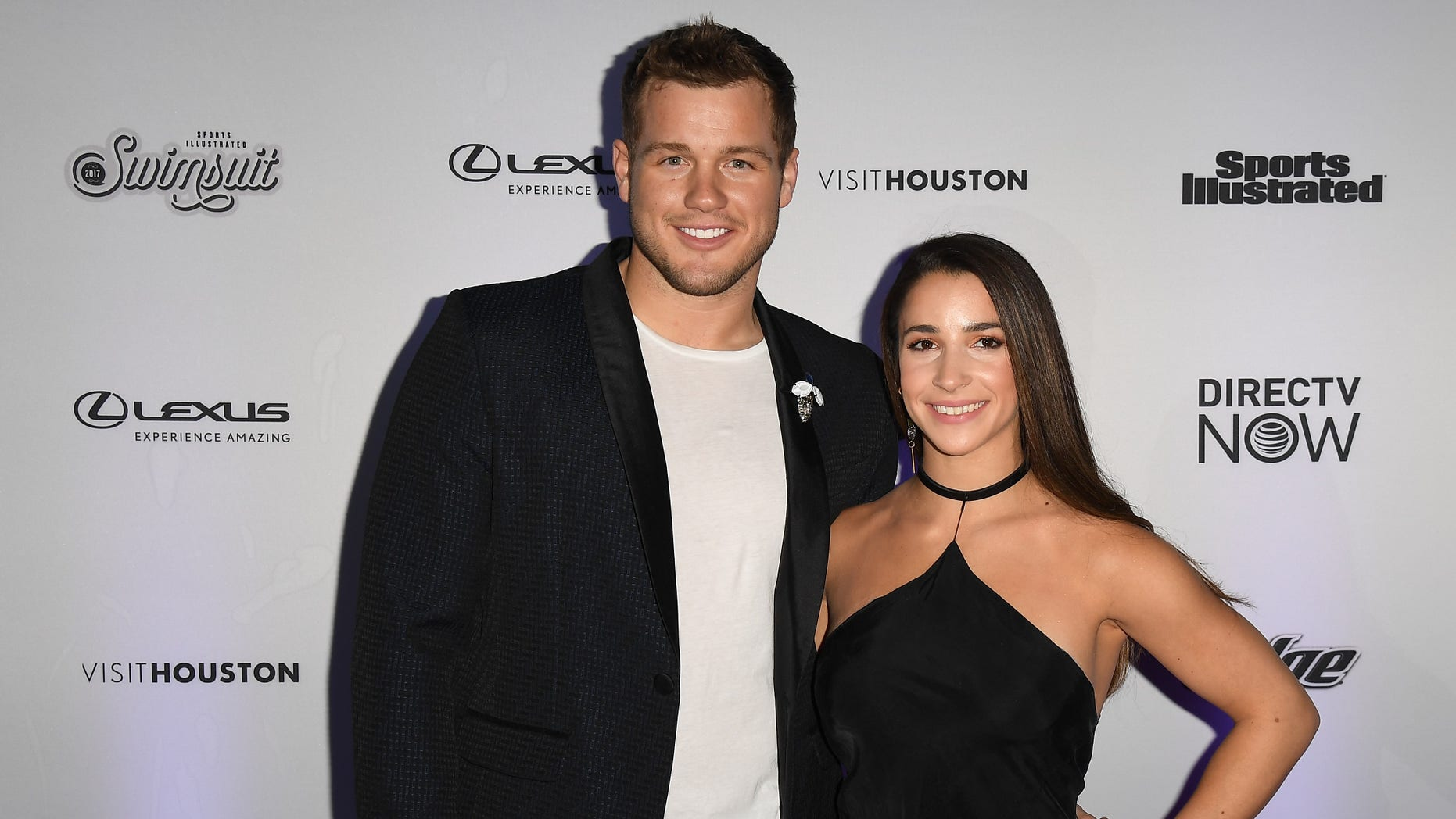 Colton Underwood spoke of Aly Raisman as her
