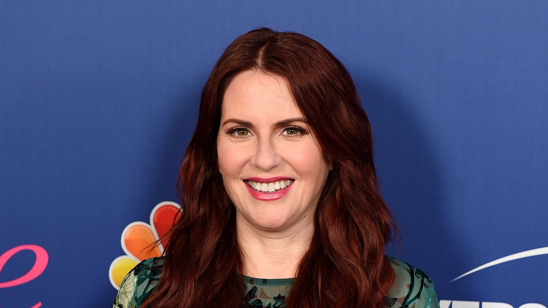 Meghan Mullally says she's going to do zero political humor at the SAG Awards.