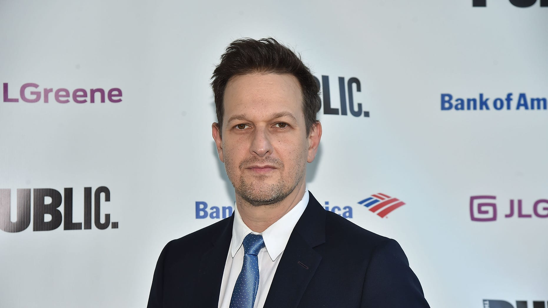 'The Good Wife' actor Josh Charles sounded off on Donald Trump in a fiery tweet.