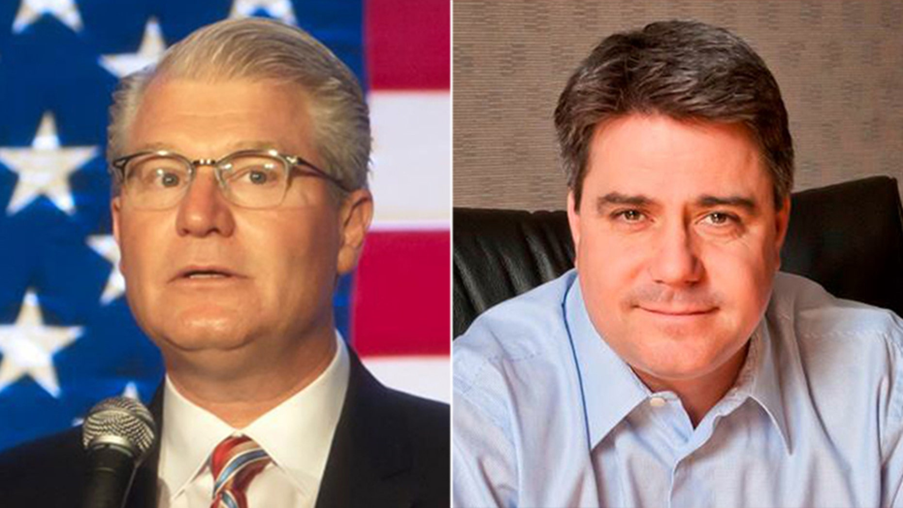 "Local 98 Union Leader John Dougherty, left, and Philadelphia City Councilman Robert Henonwere charged in a massive 11<div class=""e3lan e3lan-in-post1""><script async src=""//pagead2.googlesyndication.com/pagead/js/adsbygoogle.js""></script>