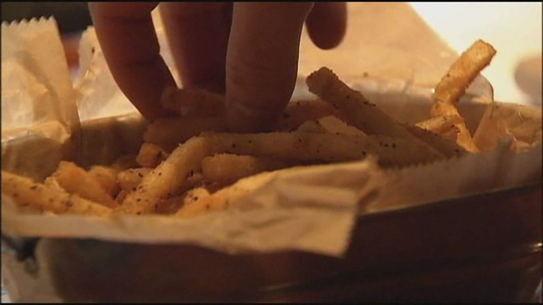 "HopCat changed the name of it's legendary ""Crack Fries"" to ""Cosmik Fries."""