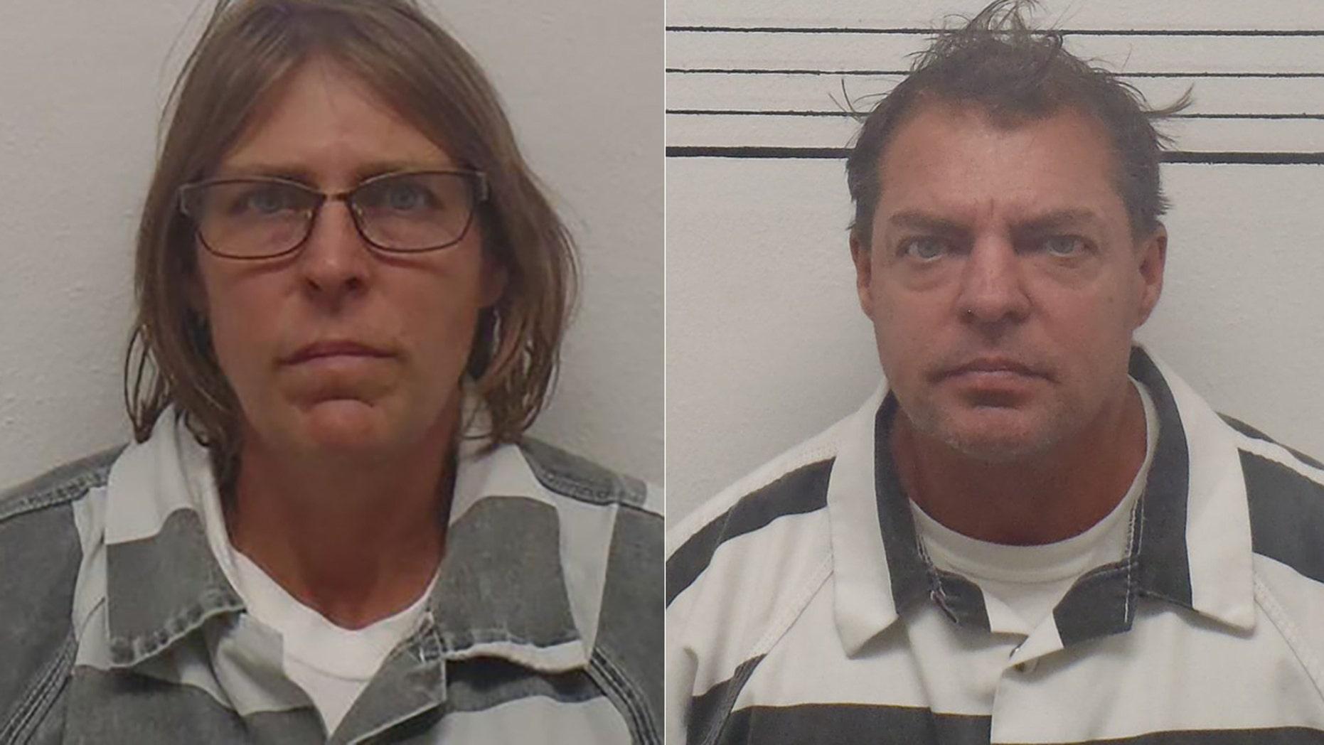 Debra Wensman, left, and Doris Wensman were charged in an alleged murder-for-hire plot.