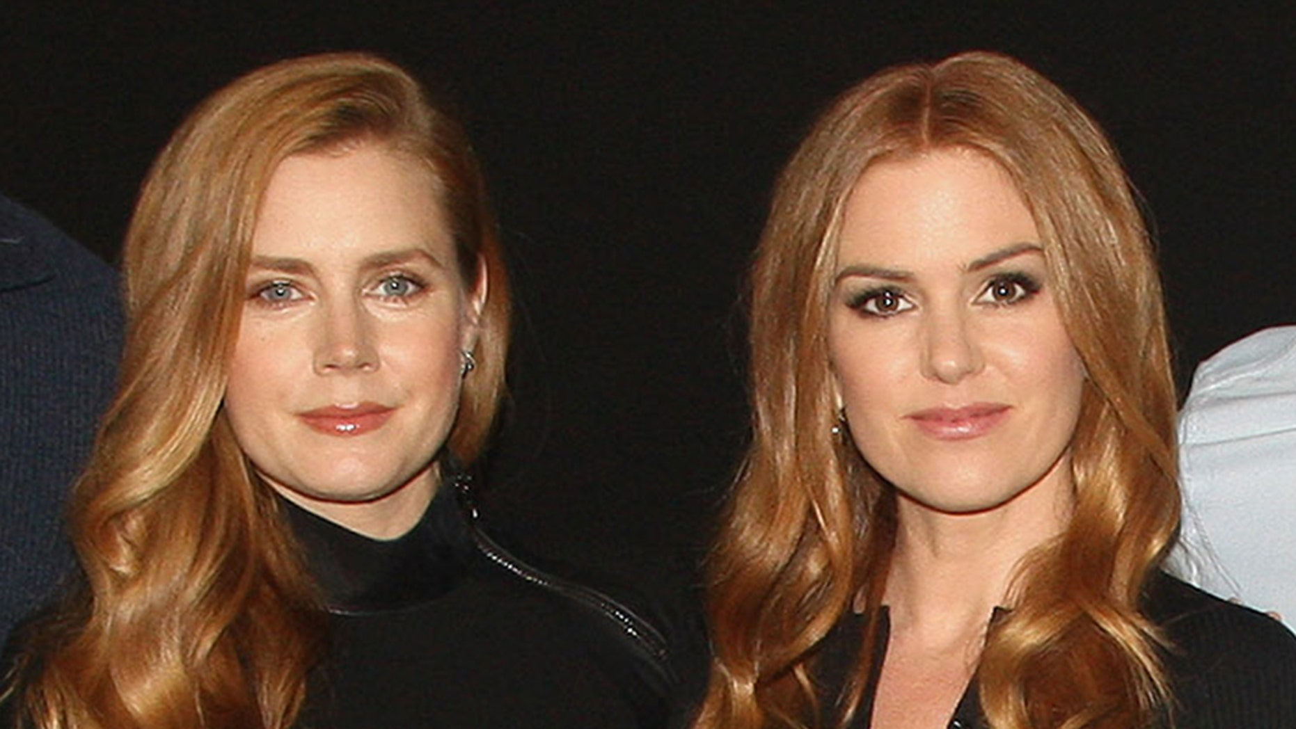 """Amy Adams (left) and Isla Fisher (right) have often joked about being celebrity""""twins."""""""
