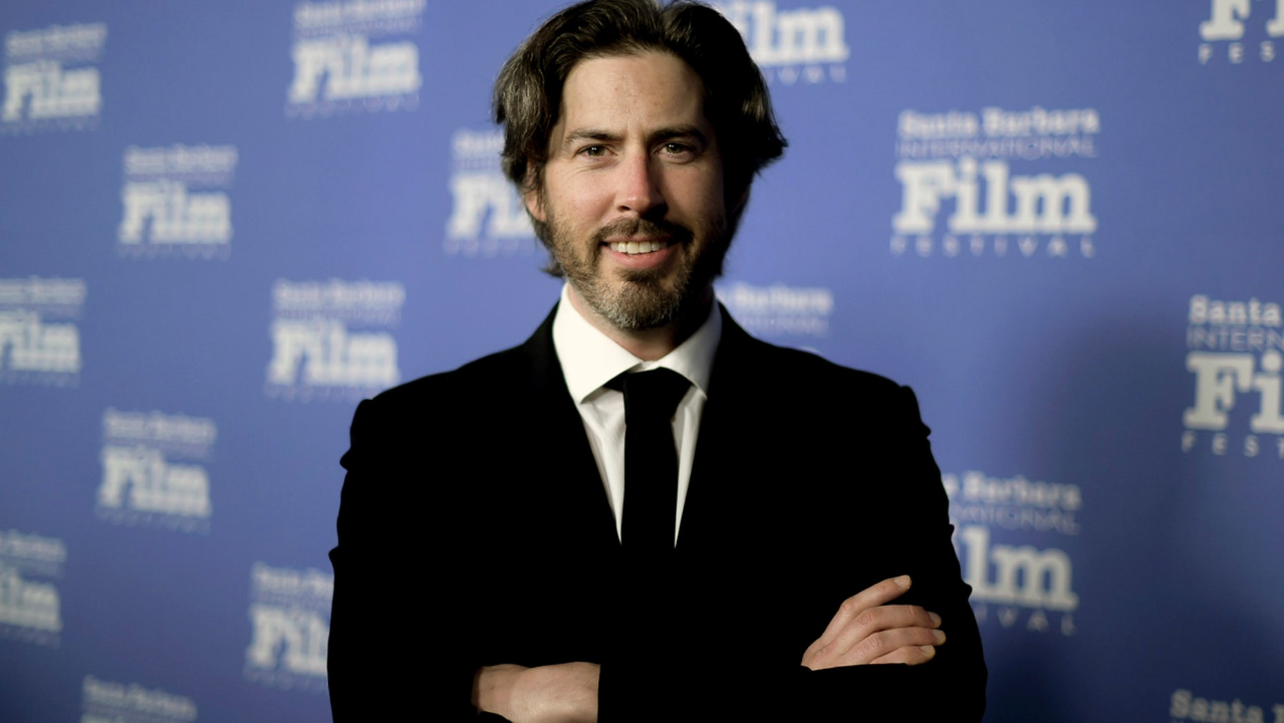 FILE - In this Monday, Nov. 19, 2018 file photo, Jason Reitman attends the 2018 Kirk Douglas Award for Excellence in Film Honoring Hugh Jackman at the Ritz-Carlton Bacara in Goleta, Calif. (Photo by Richard Shotwell/Invision/AP, File)