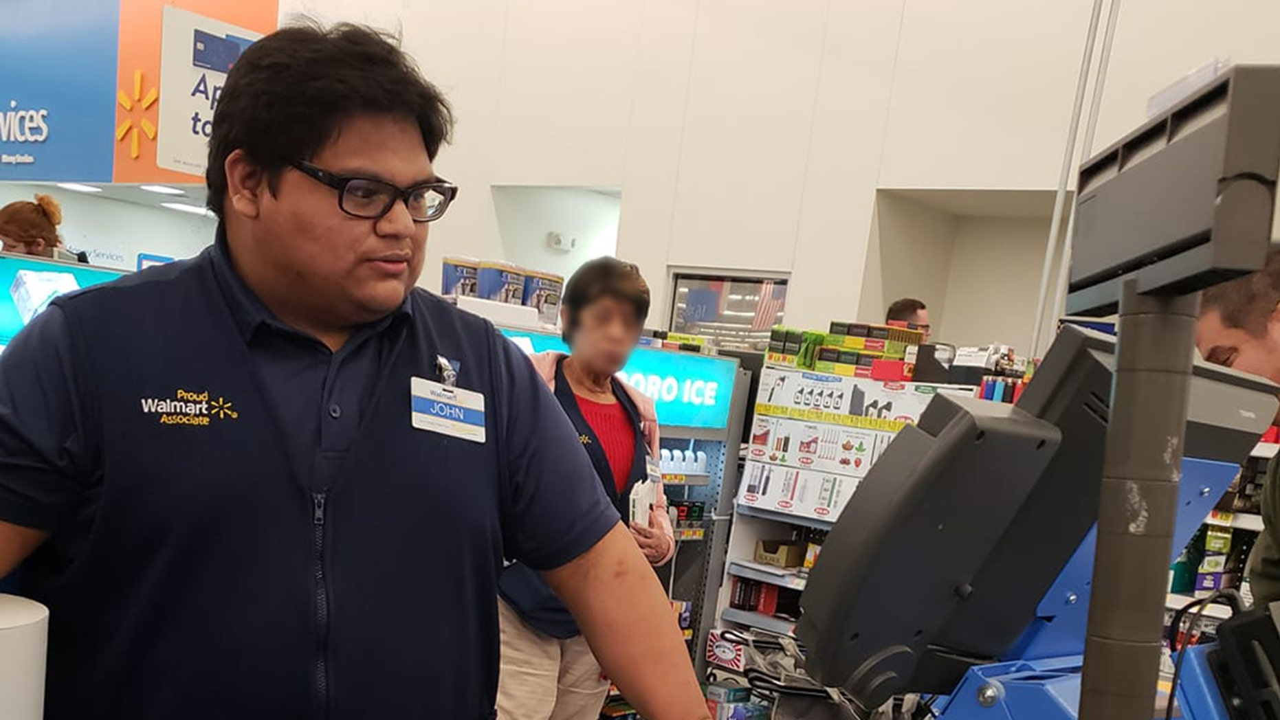 John Lopez Jr., 19, paid for a woman's groceries before Christmas because he felt like God told him to do so. The Princeton, Texas community paid him back in a big way.