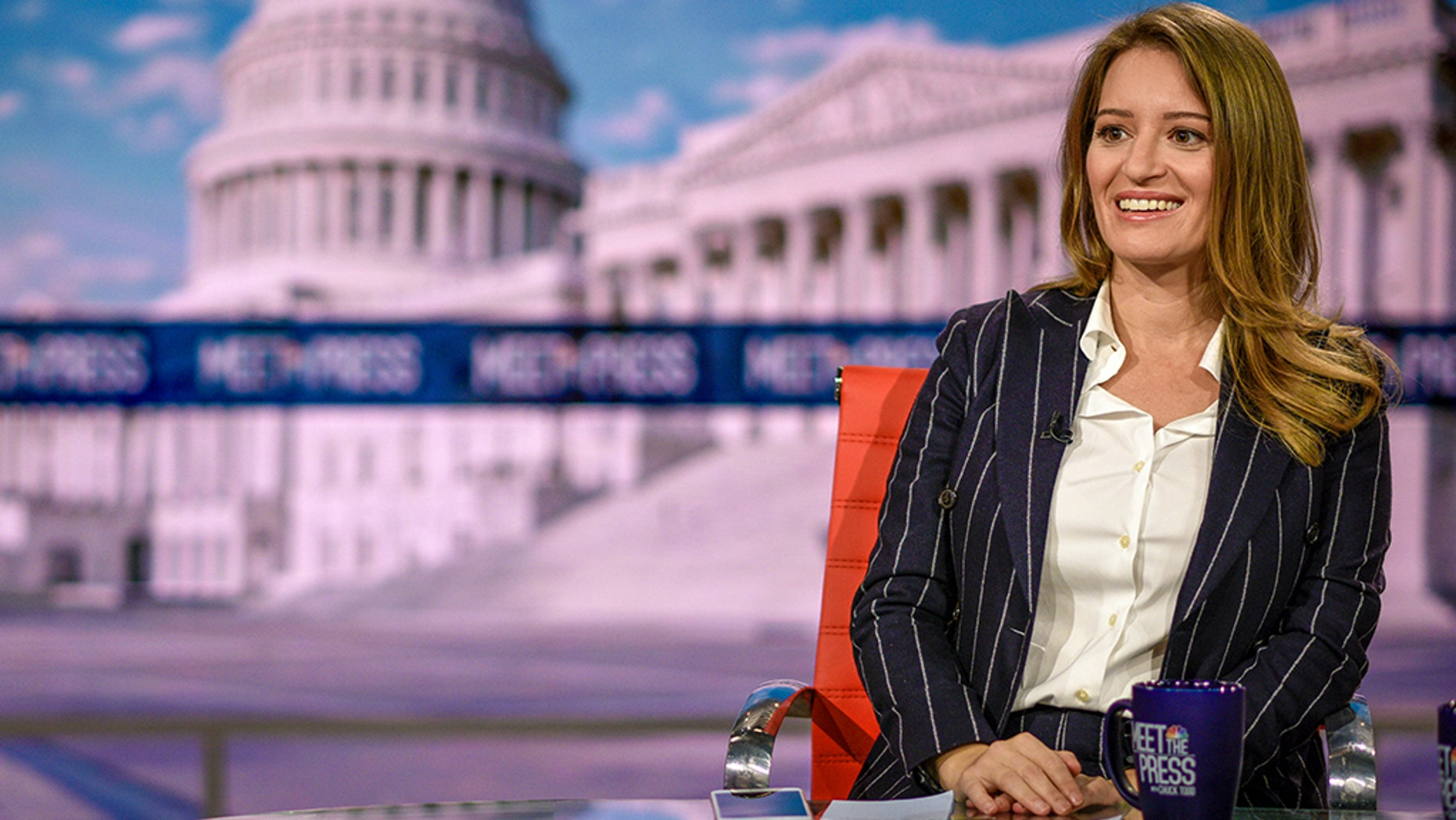 "MSNBC star Katy Tur's claim America has ""almost no middle class"" was promptly shut down."