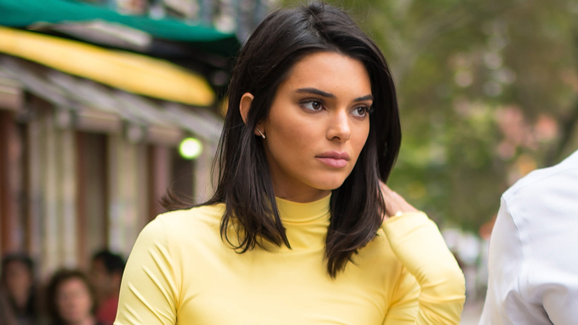 Kris Jenner took to social media on Saturday to praise her daughter, Kendall, who she said would repeat a non-public memoir later in the weekend.