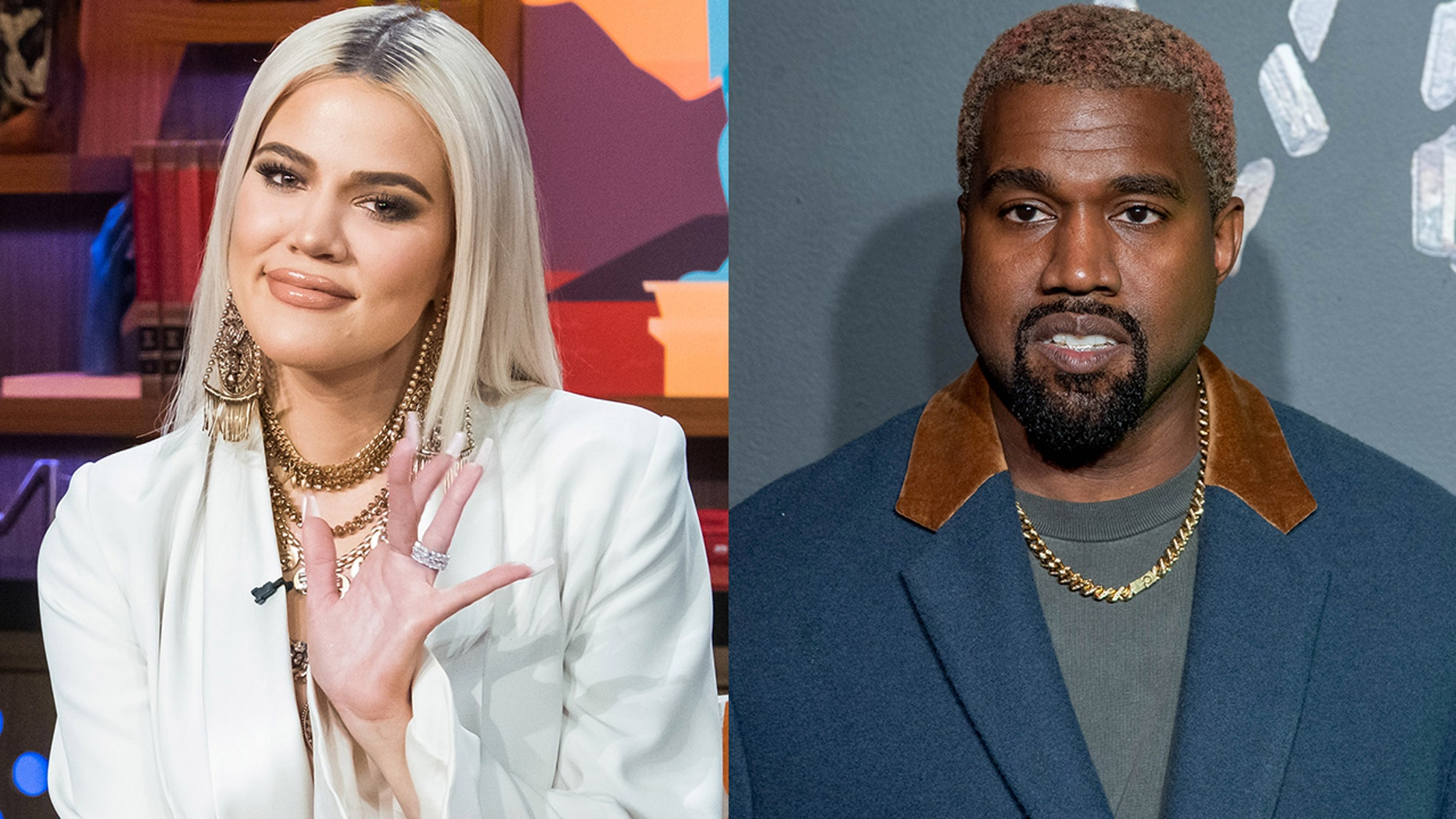 Khloe Kardashian wore a had promoting brother-in-law Kanye West's rumored 2020 presidential run.