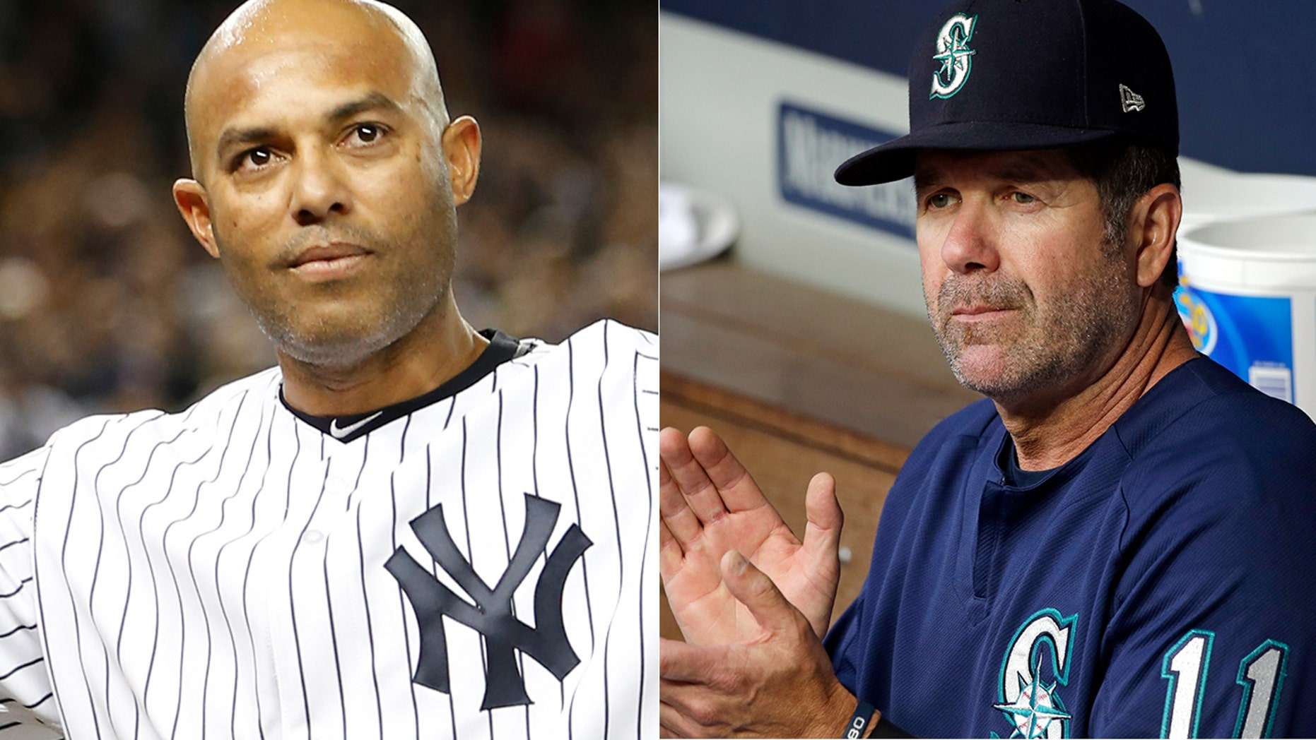 Mariano Rivera and Edgar Martinez both got the call to the hall.