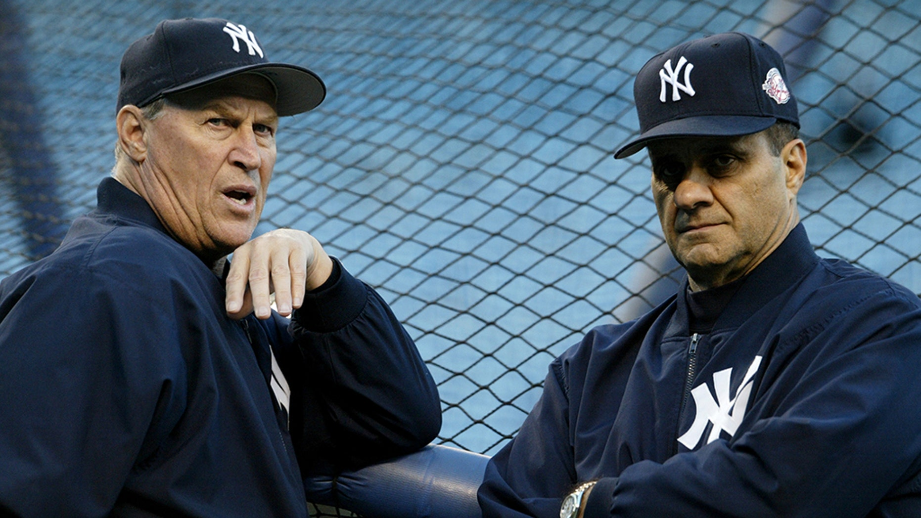 Mel Stottlemyre, left, died Sunday after a battle with cancer.