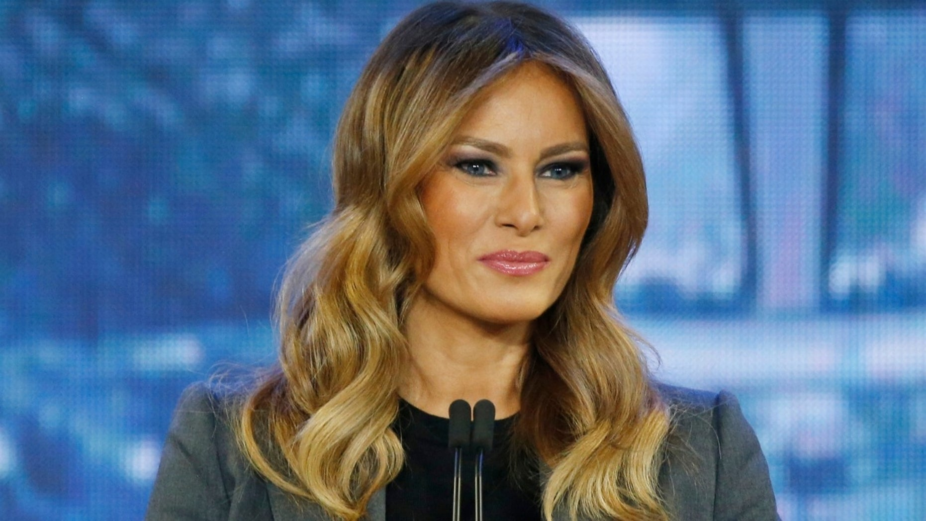"""Britain's Daily Telegraph newspaper has issued an apology Saturday after publishing an article about first lady Melania Trump it said """"contained a number of false statements."""""""