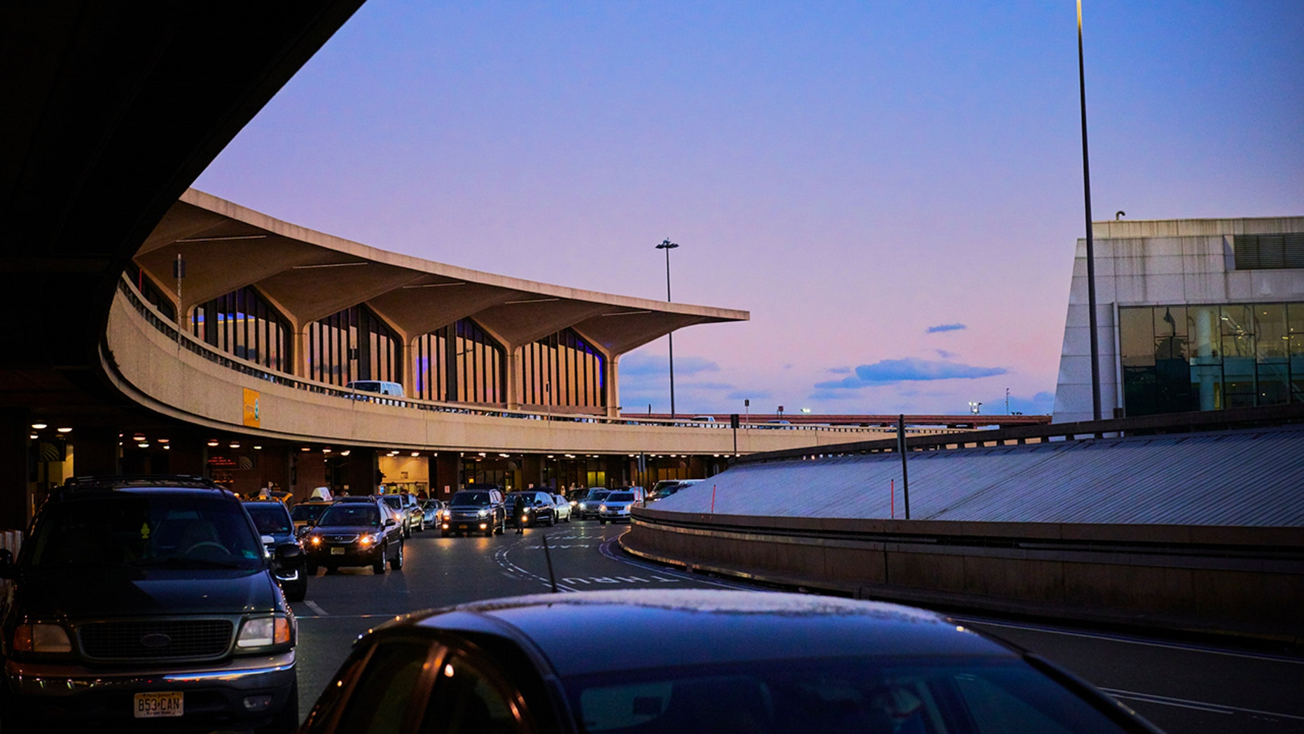 An attorney for Michael Papagni argued in federal court that no actual crime occurred during the alleged incident at Newark Liberty Airport.