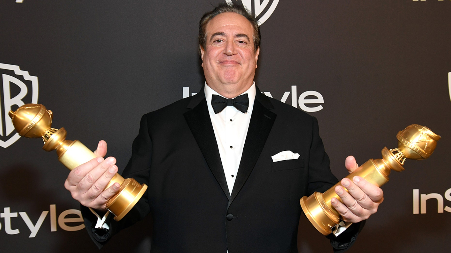 'Green Book' screenwriter Nick Vallelonga apologized after getting backlash for a 2015 tweet.
