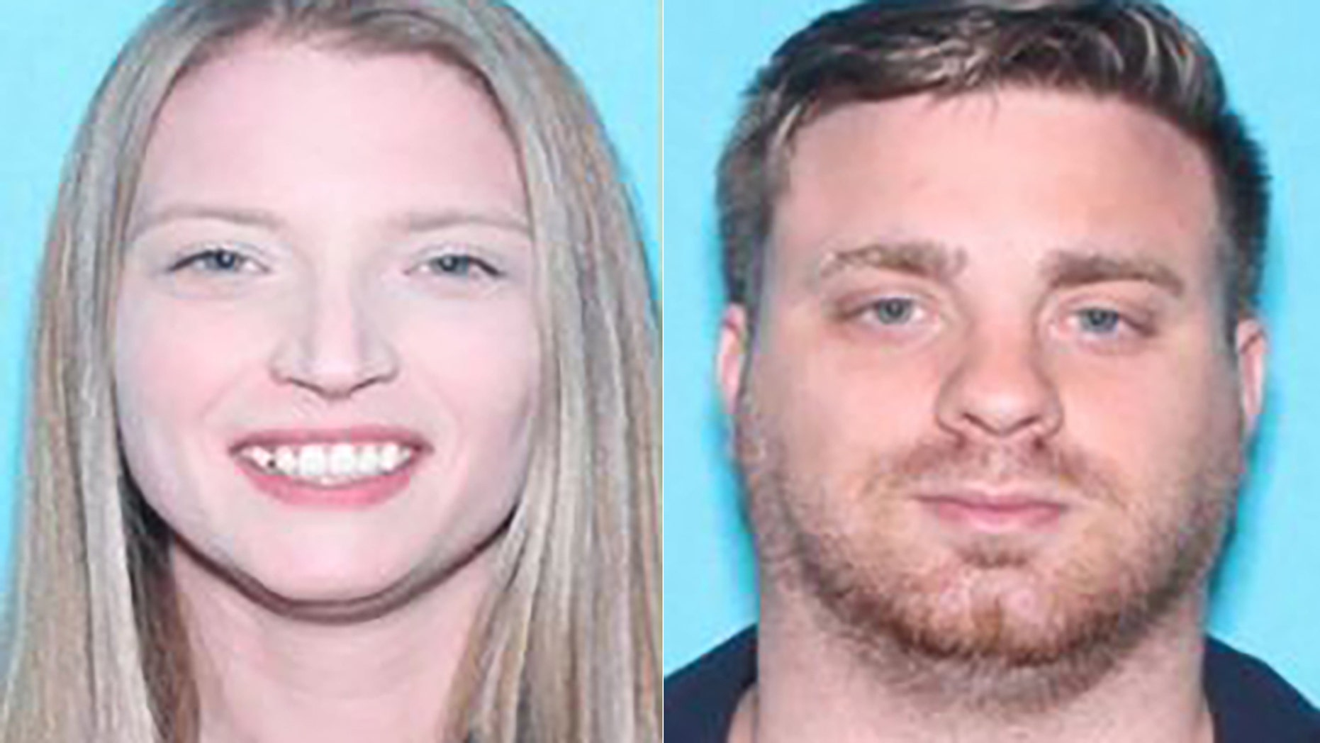 Jenna Scott, 28, and Michael Swearingin, 32, were discovered dead in shallow graves.