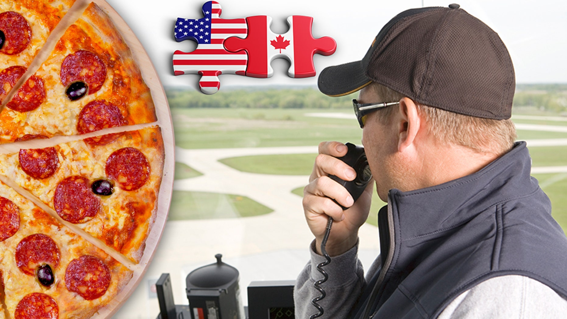 Air traffic controllers in Canada have bought air traffic controllers in the U.S. hundreds of pizza in recent days to show support for their counterparts in what is now the longest government shutdown in U.S. history.