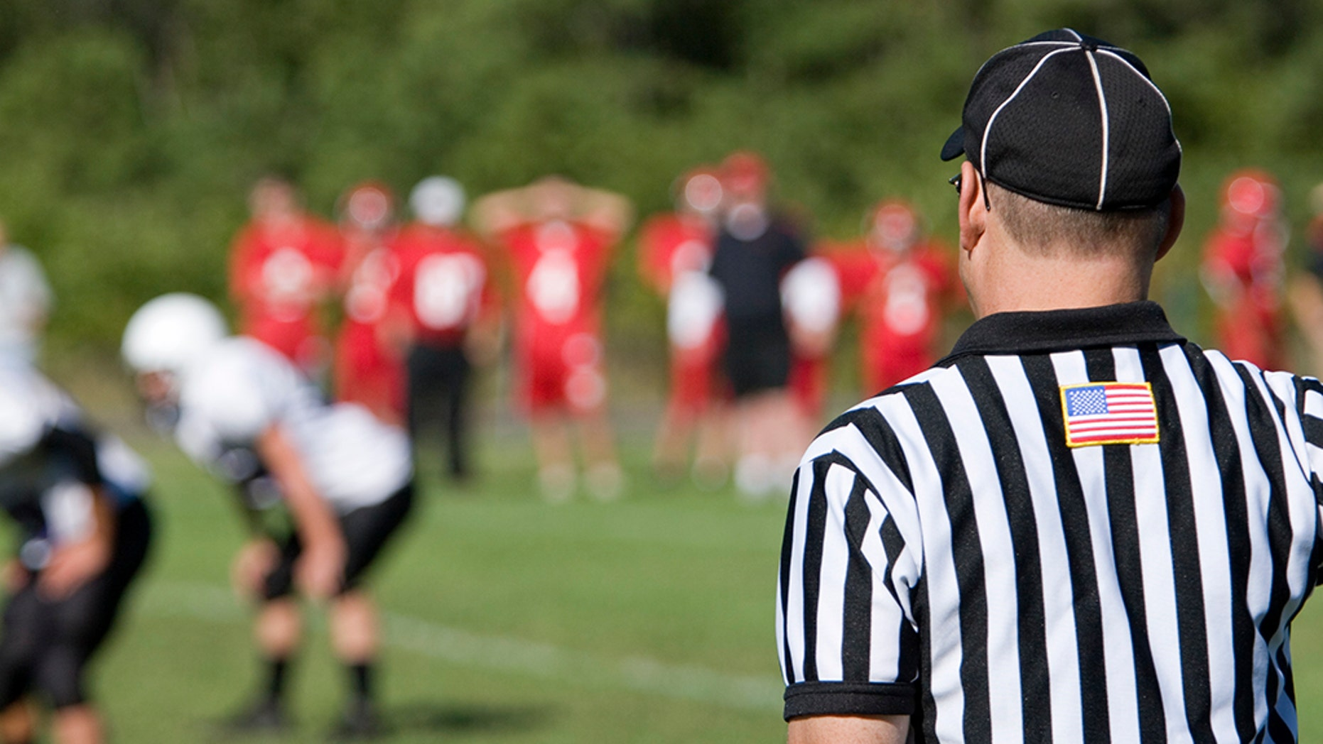 Parents and coaches lacking sportsmanship and civility may be to blame for a growing shortage of high school referees in California, according to reports. (iStock)