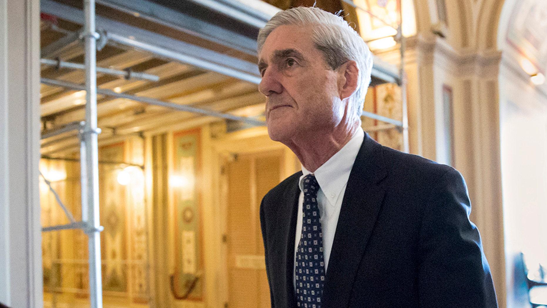 Special Counsel Robert Mueller. (AP Photo/J. Scott Applewhite, File)