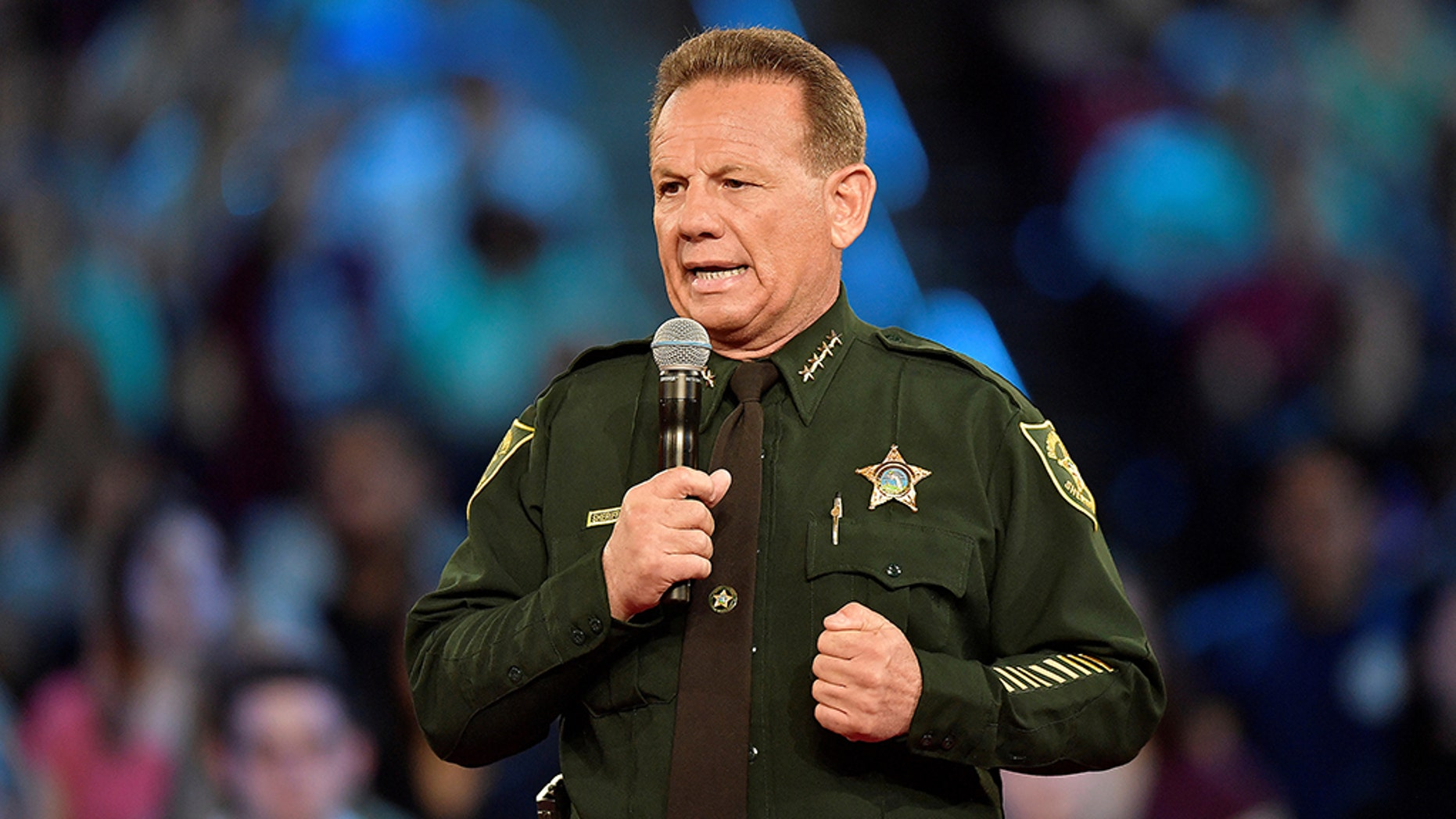 Broward County Sheriff Scott Israel was suspended on Jan. 11.