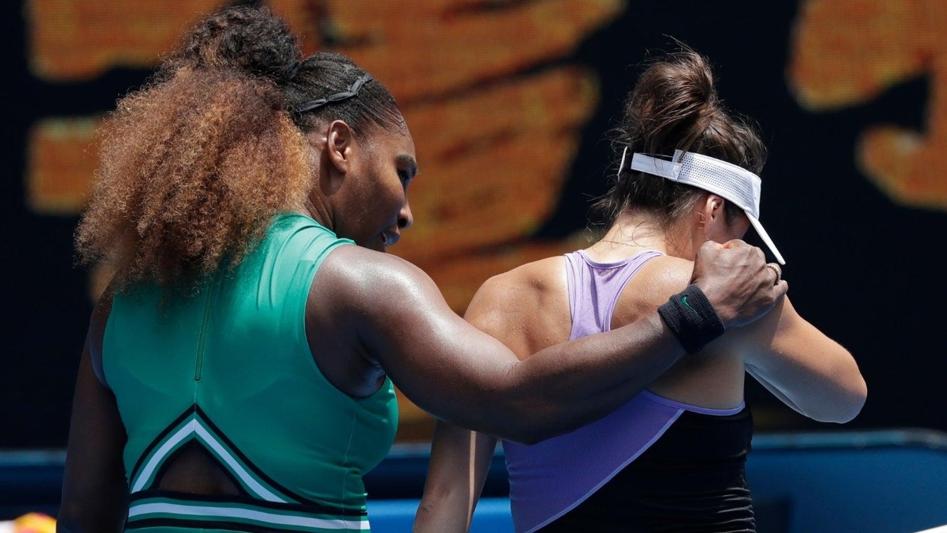 Serena Nude Photos 71