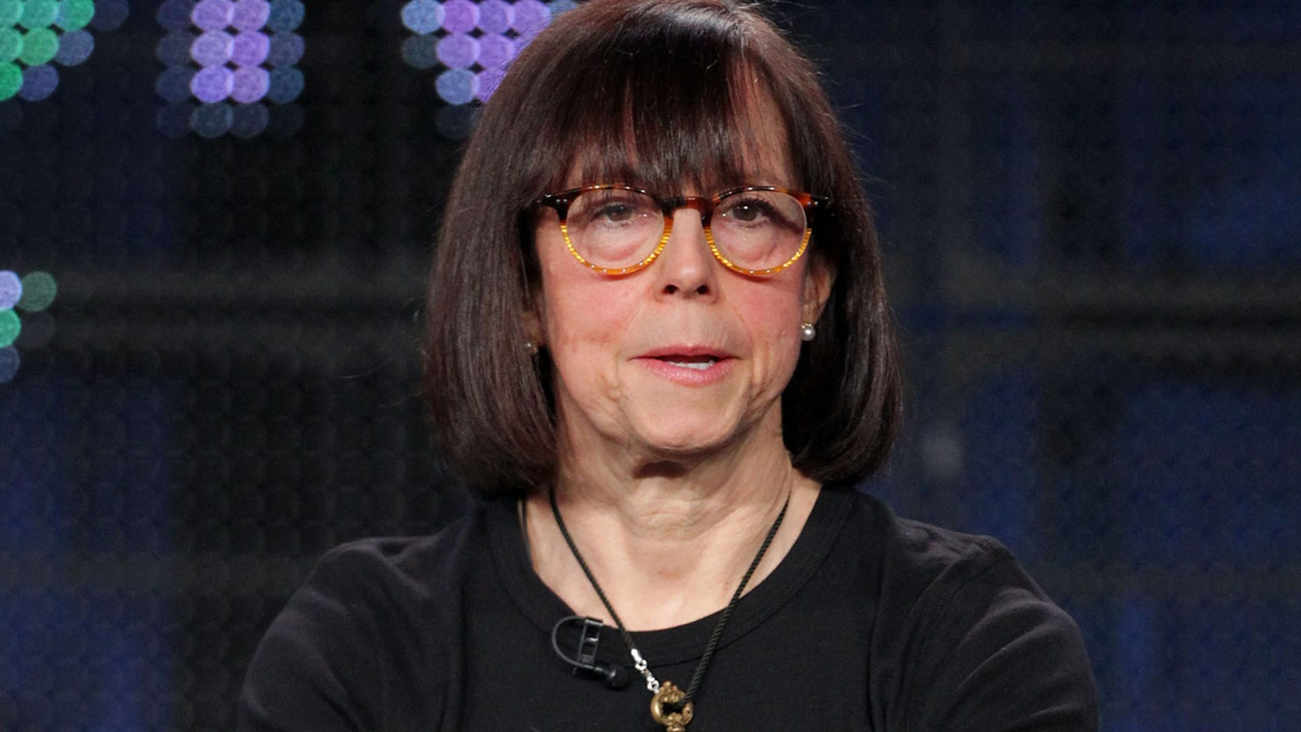 FILE 2011: News executive producer Susan Zirinsky speaks onstage during the 'The Injustice Files' panel in Pasadena, California. (Photo by Frederick M. Brown/Getty Images)